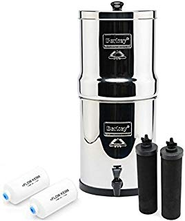 Click image for more info on a Berkey filter.