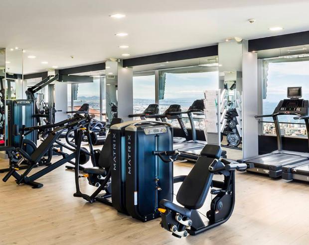 Olympiko Health & Fitness Club.