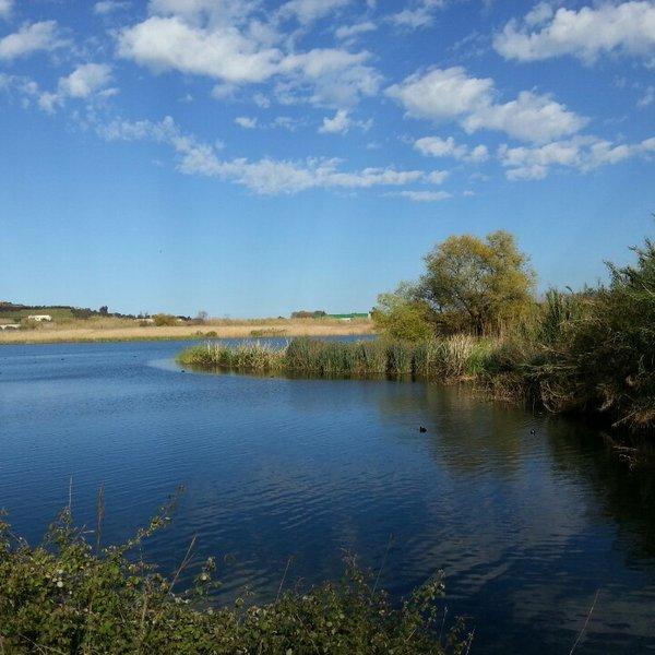 Agia Lake.