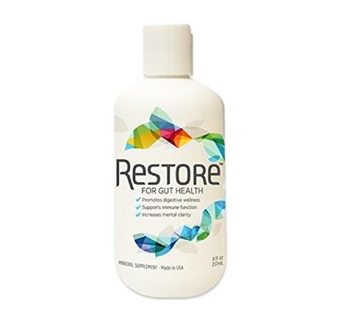 "Restore For Gut Health - ""DST 929"" for discount."