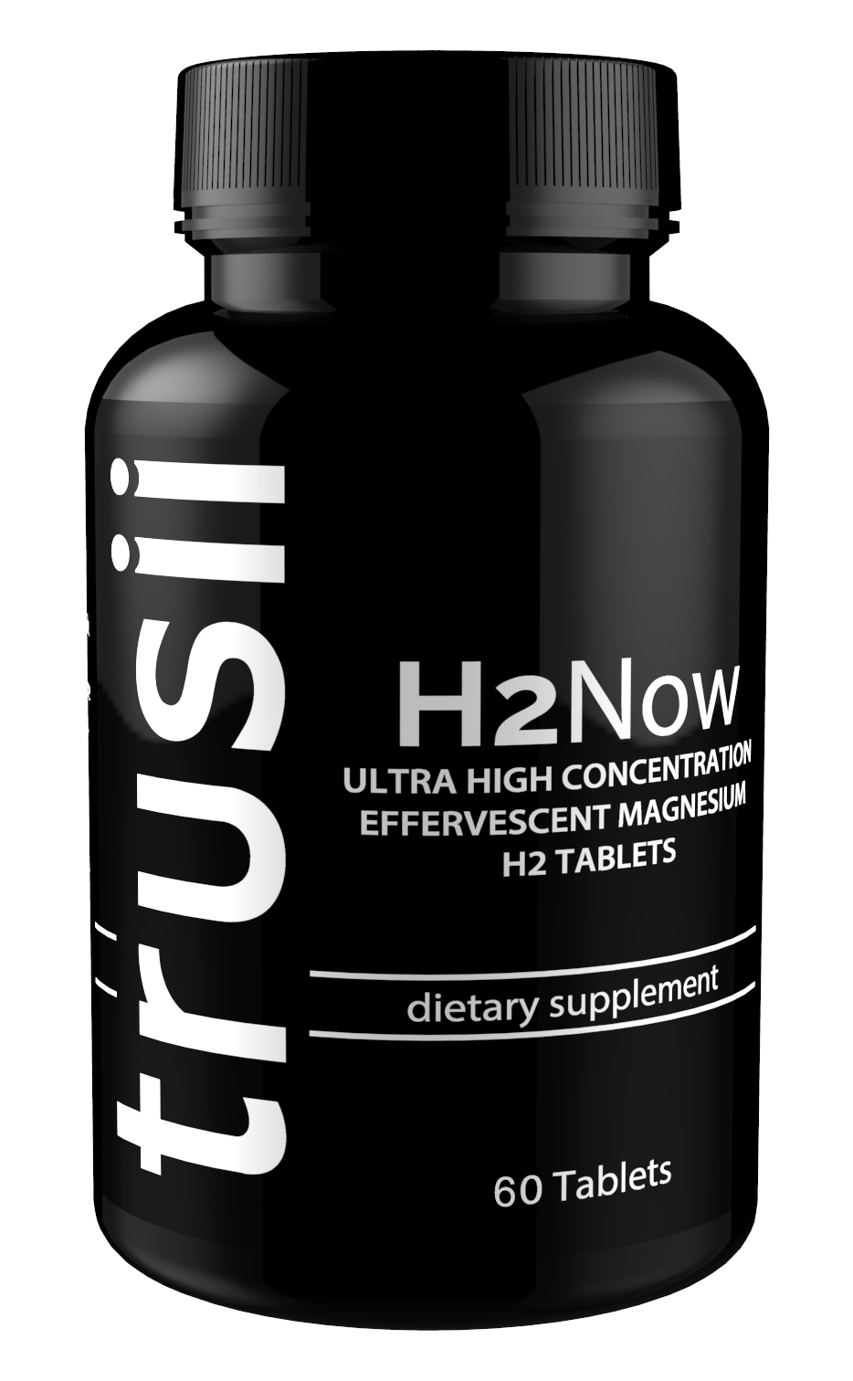 "Trusii H2 Hydrogen Tablets - Code ""CJULIA"" for 10% off."