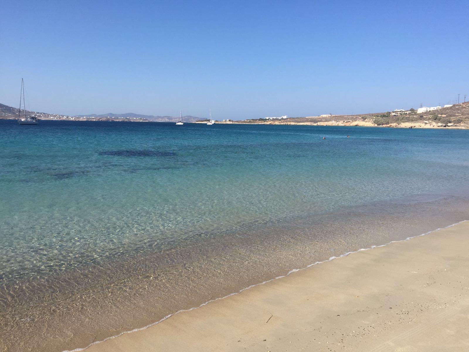 Marcello Beach, on the way to Agios Fokas.