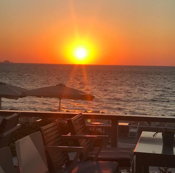 Sunset from Kakao.
