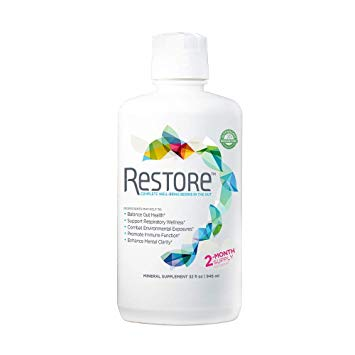 Restore - Is a gut restoring supplement that does an incredible job at healing the tight junctions (which might have been damaged for many reasons, including harmful herbicides like glyphosate, or simply operating on a nutritionally deficient diet for an extended period of time). Restore isn't cheap but it's worth it's weight in GOLD, and code 'dst929' will get you a discount off all iherb products!