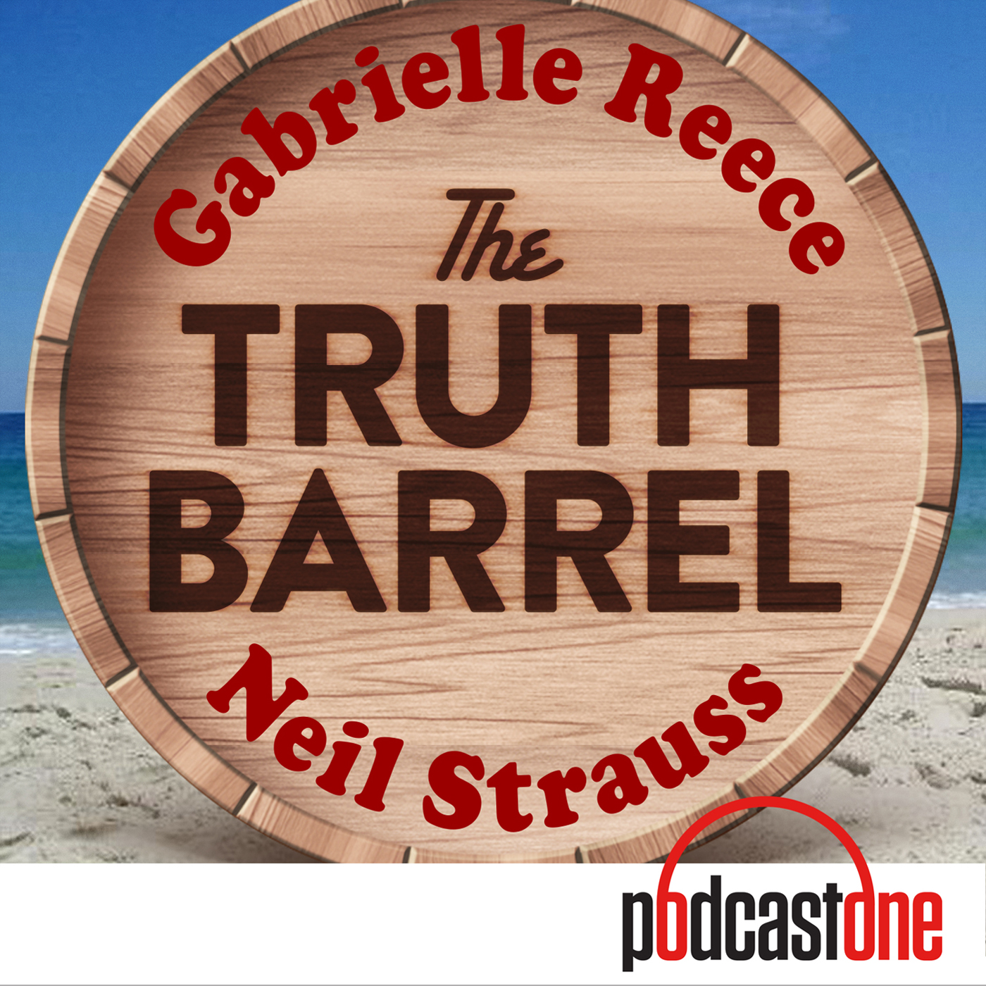 The Truth Barrel - This now discontinued podcast features Gabby Reece (whom I love) and Neil Strauss (not so much), but they have great guests and the podcast is recorded in a sauna.