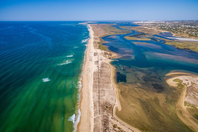 Aerial view of Ria Formosa  (Image: Lonely Planet)