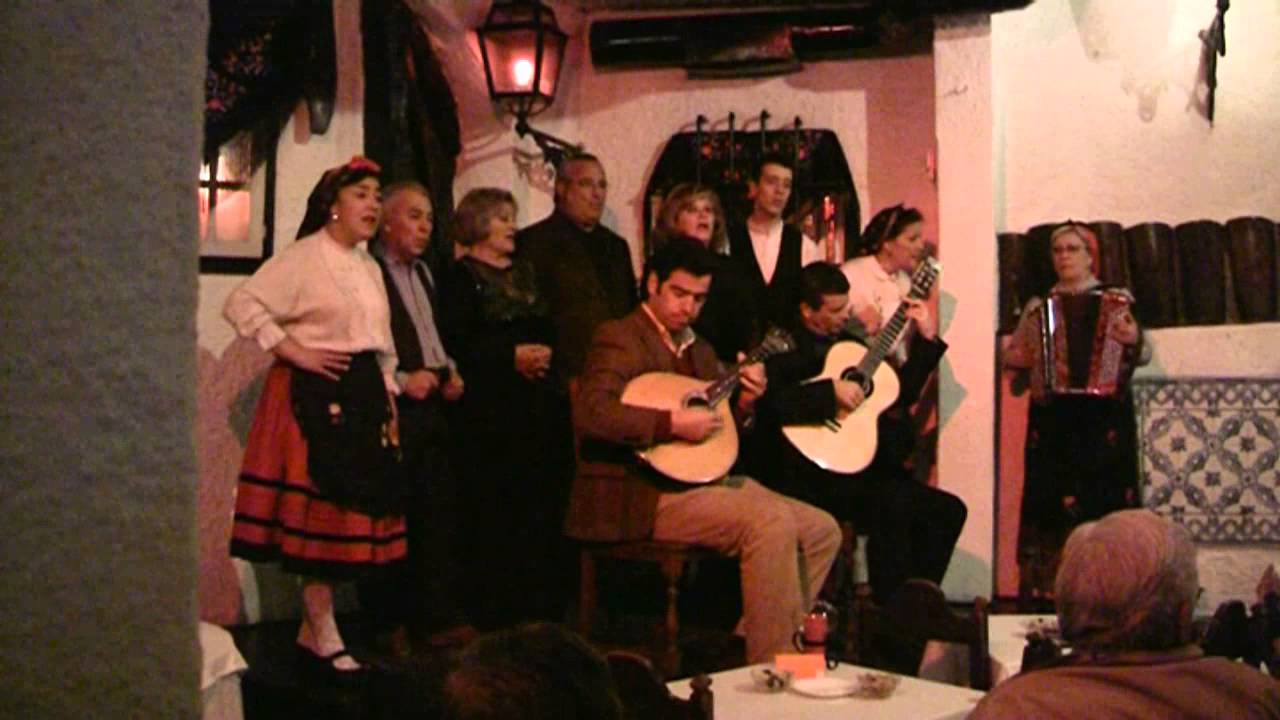 Fado show, an authentically Portuguese experience.