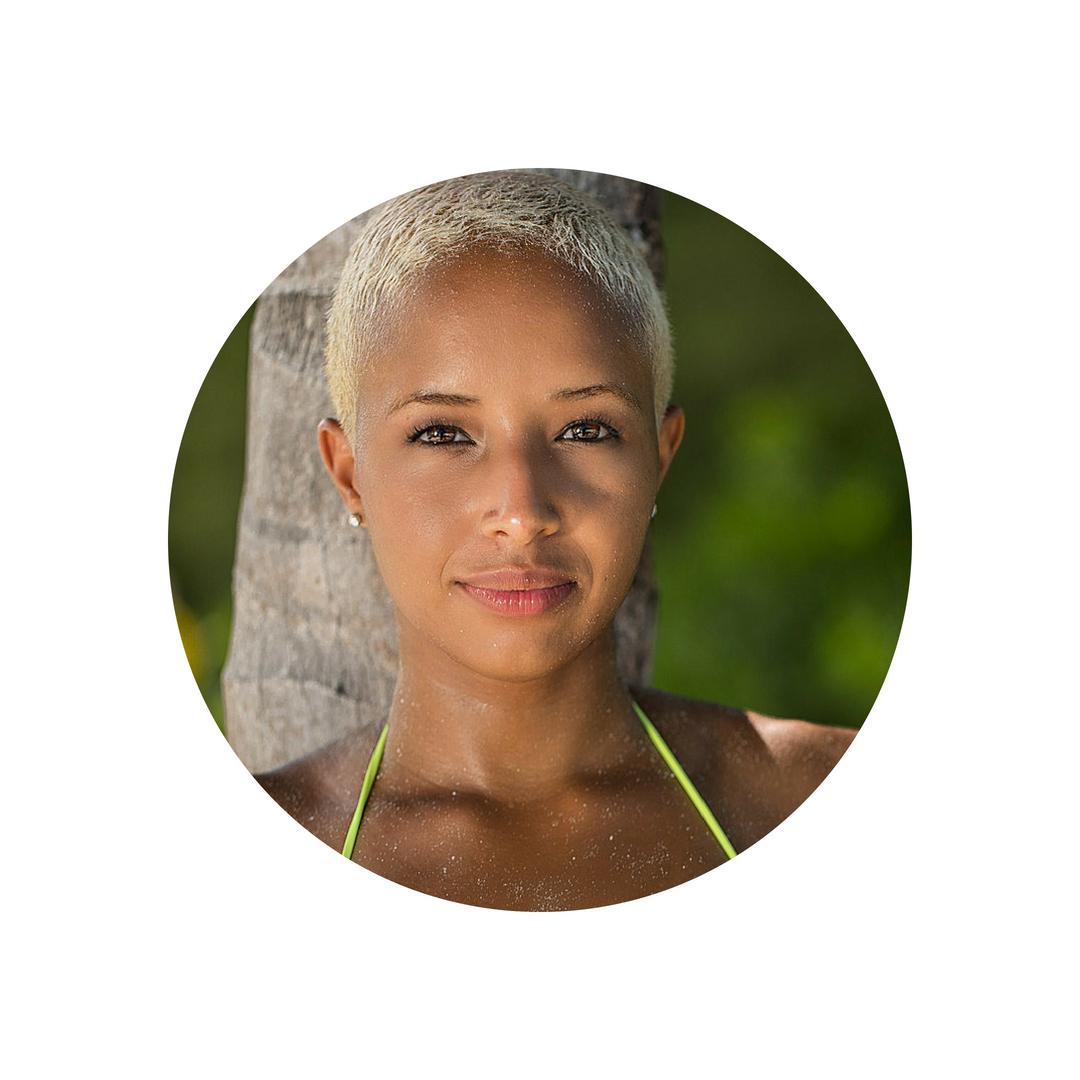 ALEX KAUFMANN (JAMAICA)   Yoga instructor, Self-Love & Body Positivity Activist, Social Media influencer (300K+ IG followers)