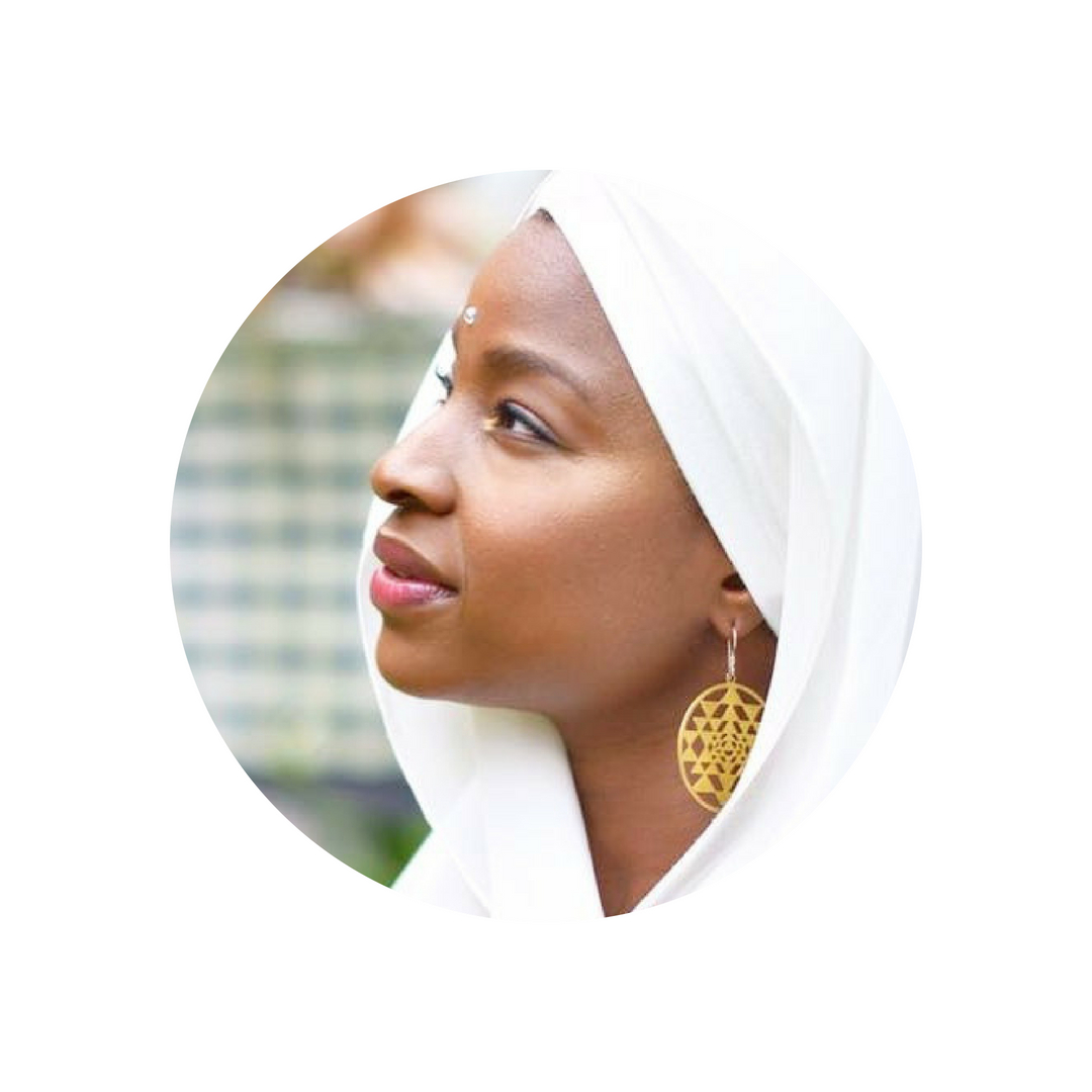 SILFATH PINTO (BENIN)   Mindset reprogramming and energy healing practitioner, movement therapist, and feminine wisdom teacher