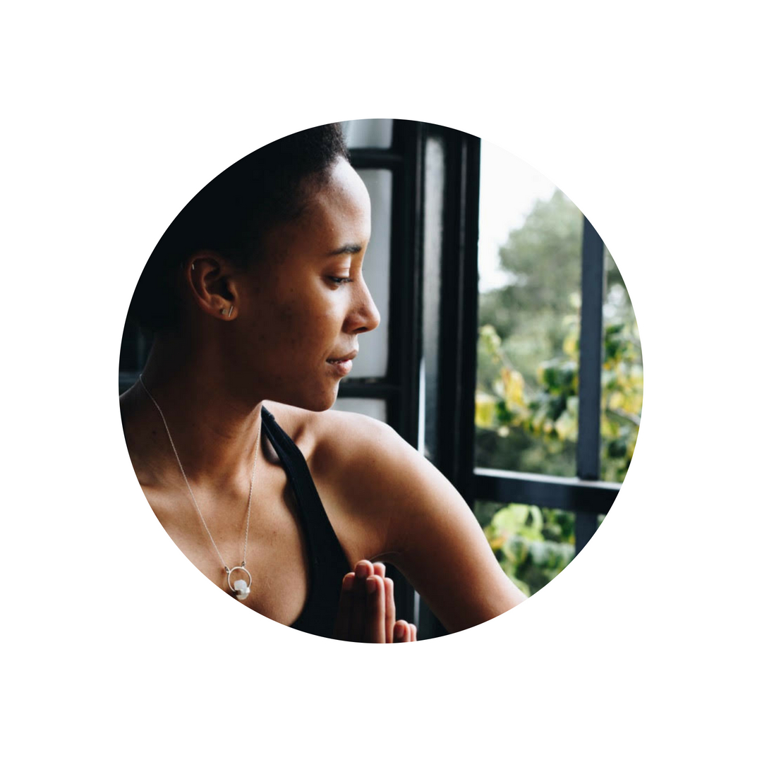 ANESU (SOUTH AFRICA)   Medical doctor, studio co-owner and yoga instructor