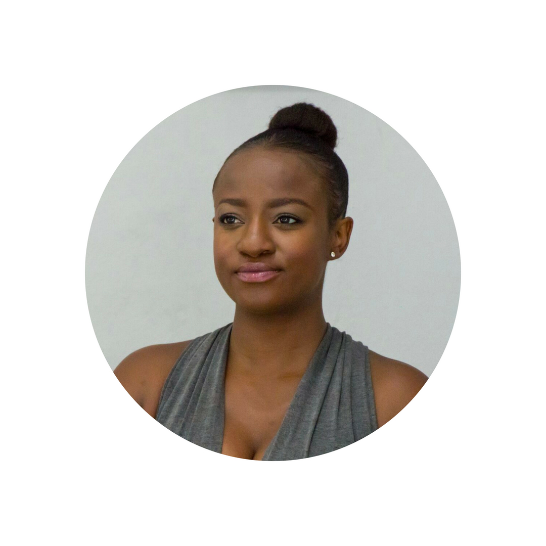 REFILOE NYONI (SOUTH AFRICA)   Registered yoga teacher who trained under the Absolute Yoga Academy