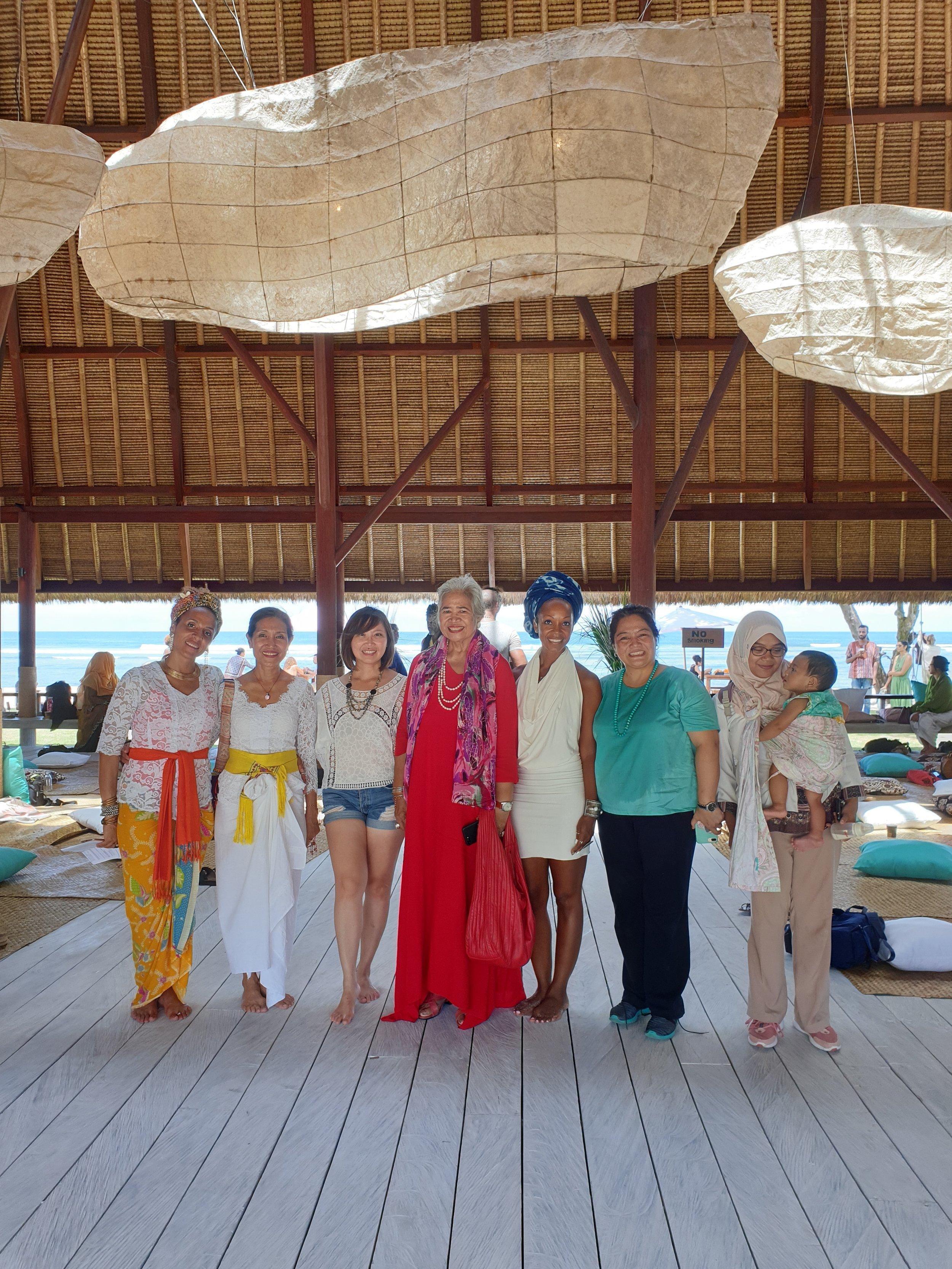The Kura Kura Bali Team, Venue Sponsors