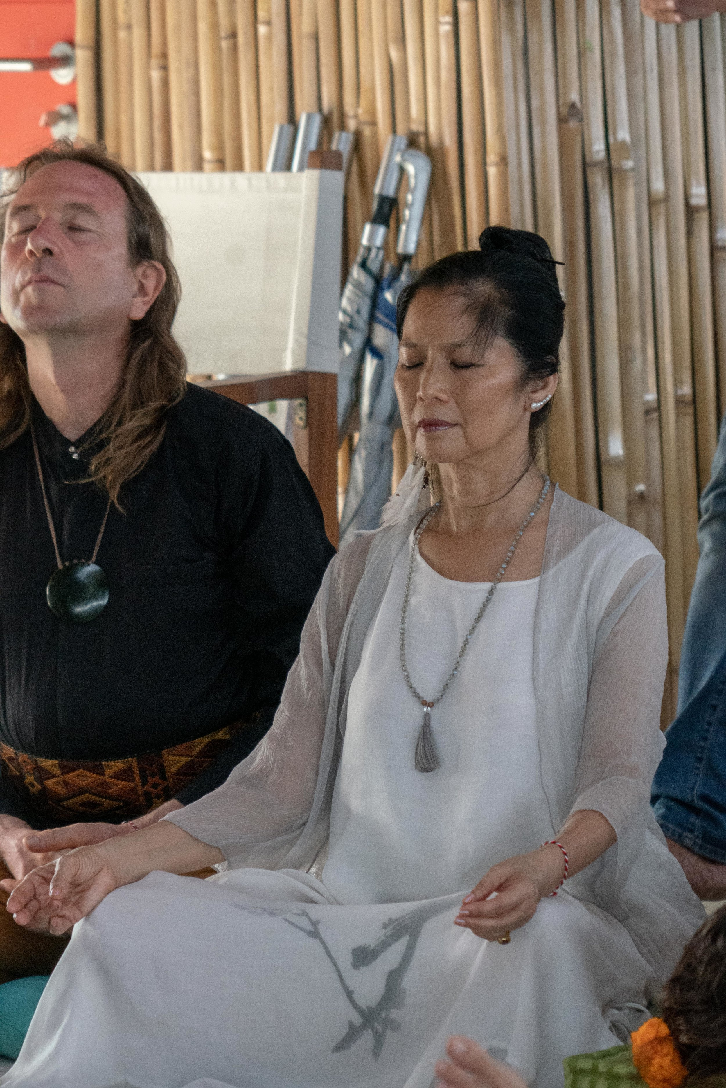 Ama Lia Wai Ching, Intuitive Healer & Space Activator(China)