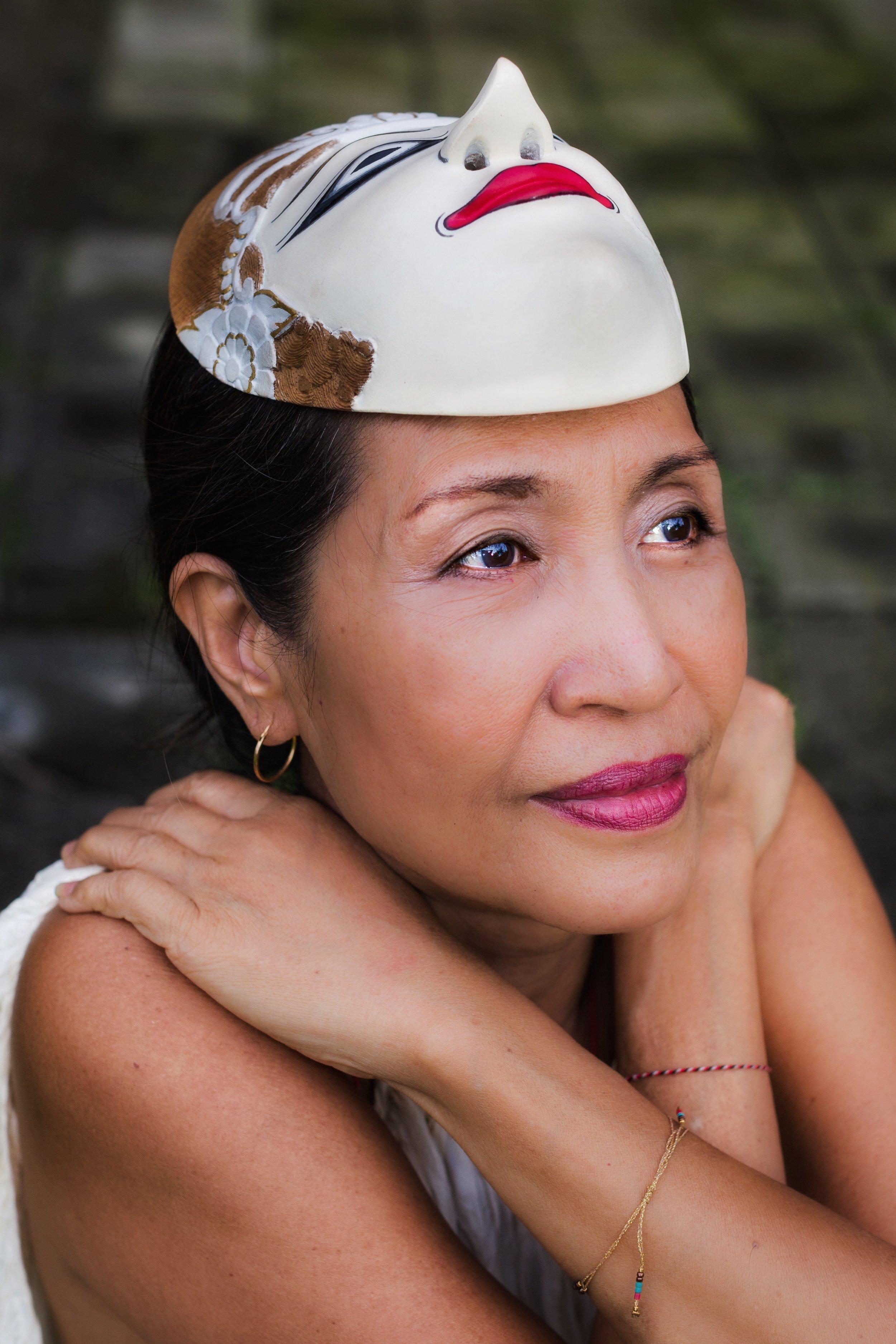 Jane Chen, Shaman & Advisor (Indonesia)
