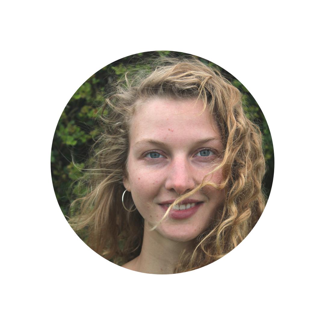 ANNETTE MULLER (SOUTH AFRICA)   Green witch, storyteller, embodiment guide