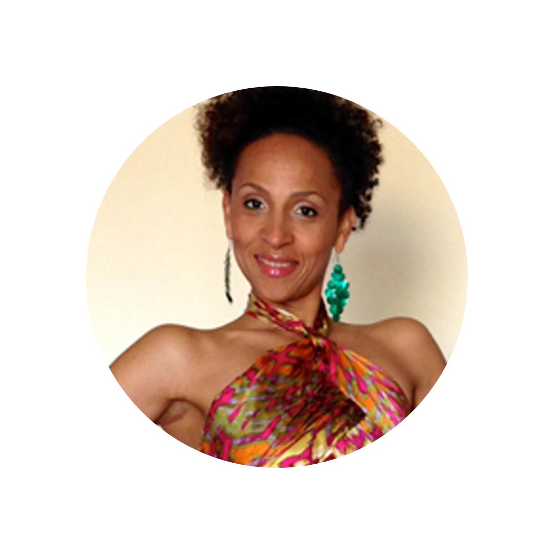 MARCIA AYACABA (EQUATORIAL GUINEA/SWITZERLAND)   Talent Development executive, a professional trainer and facilitator, African Wisdom Keeper