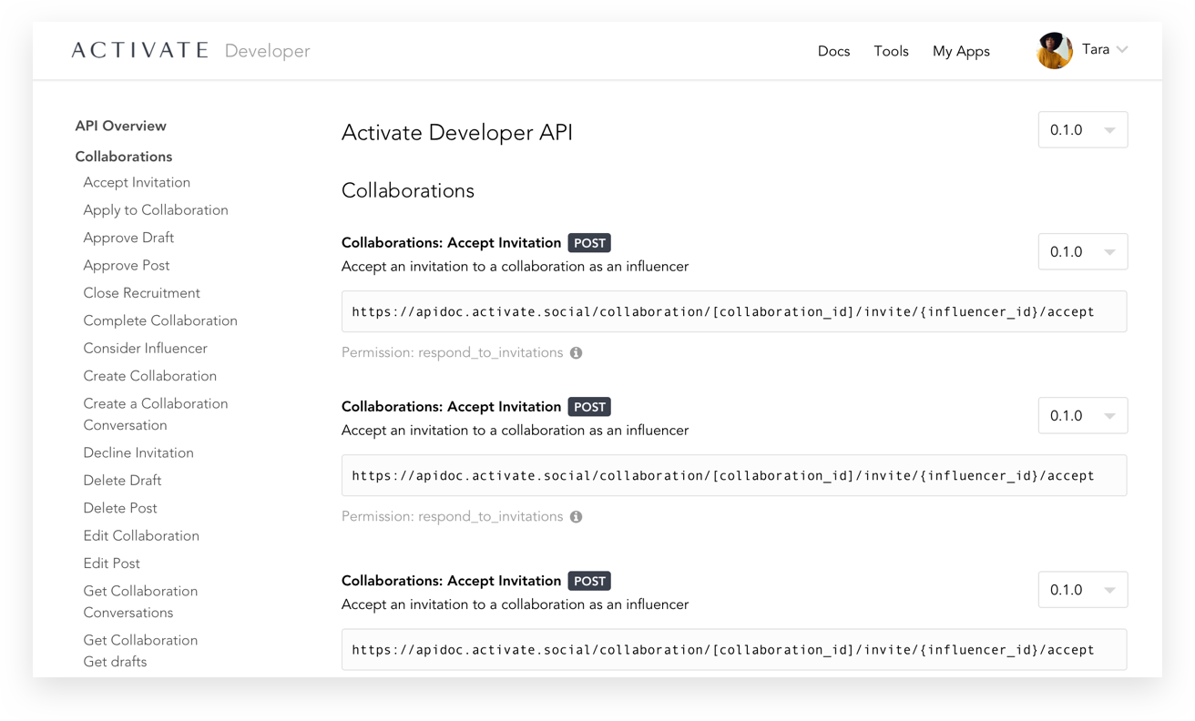 API Integration - Our developers API can be integrated with your platform so you can discover influencers, manage campaigns, and pull analytics seamlessly.