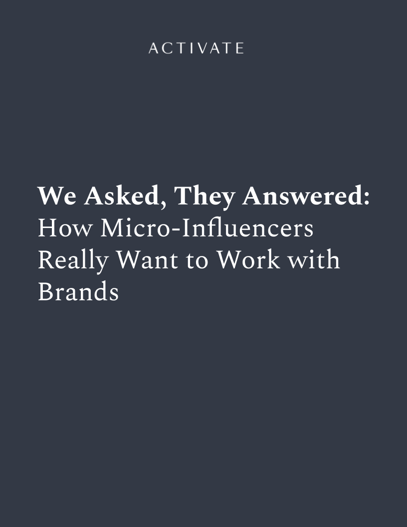We Asked, They Answered_  How Micro-Influencers Really Want to Work with Brands Report Cover Page.png