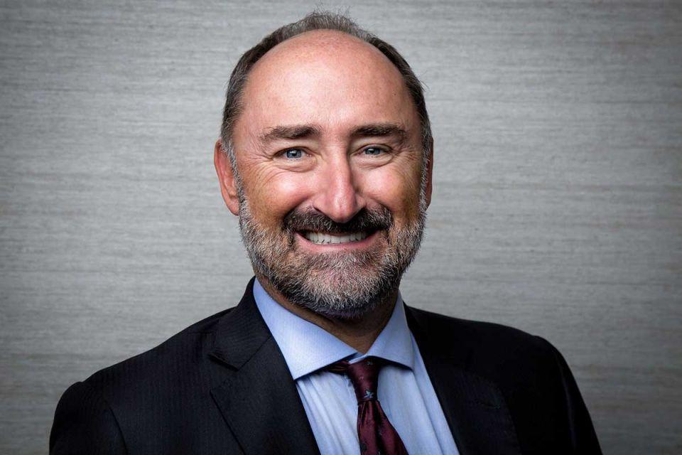 Simon Galpin, MD of the Bahrain Economic Development Board