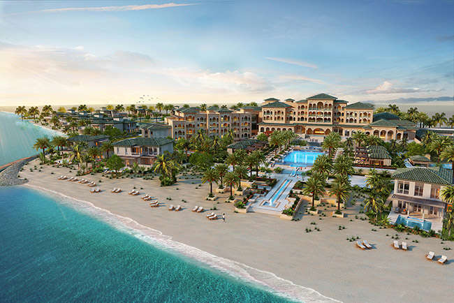 The Jumeriah Royal Saray is the latest luxury hotel to open in Bahrain