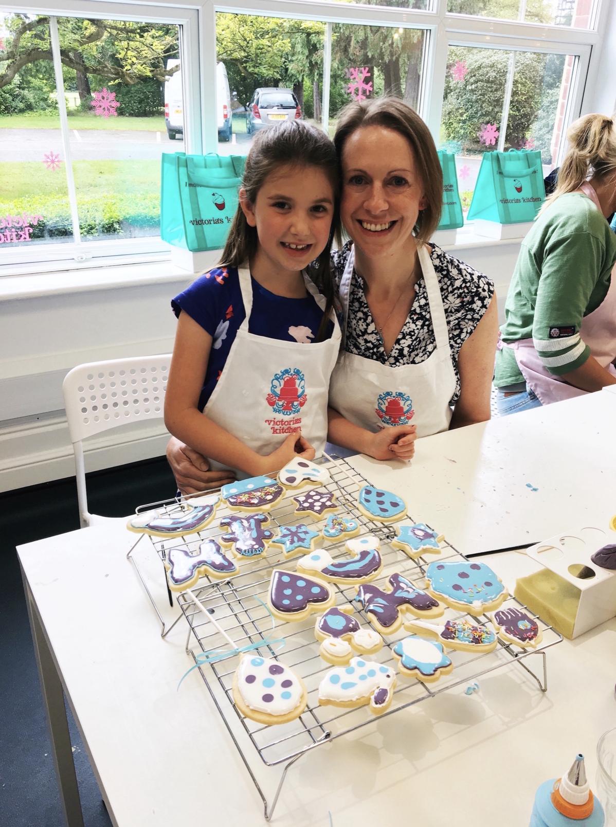 Parent-Child-Cookies