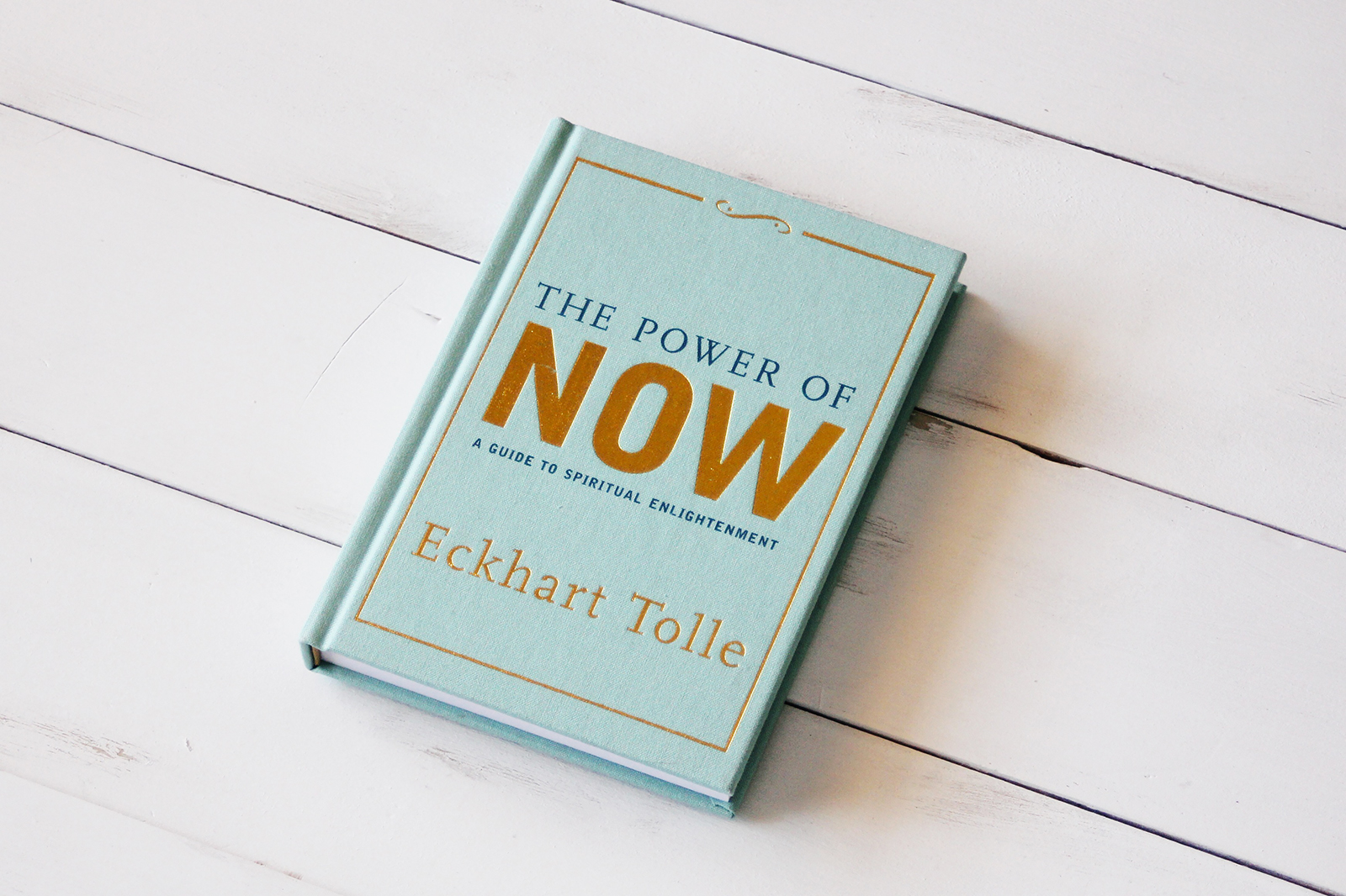 Three books - that changed my life.