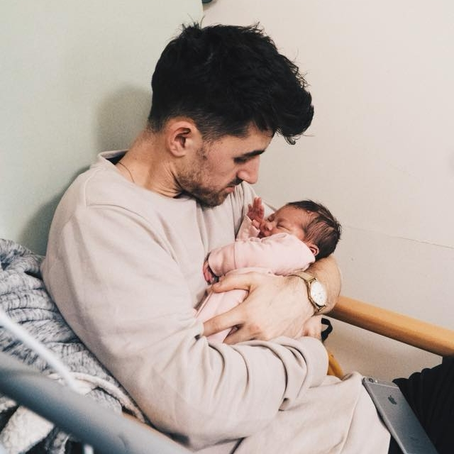 10 Confessions - Of a first time Dad.