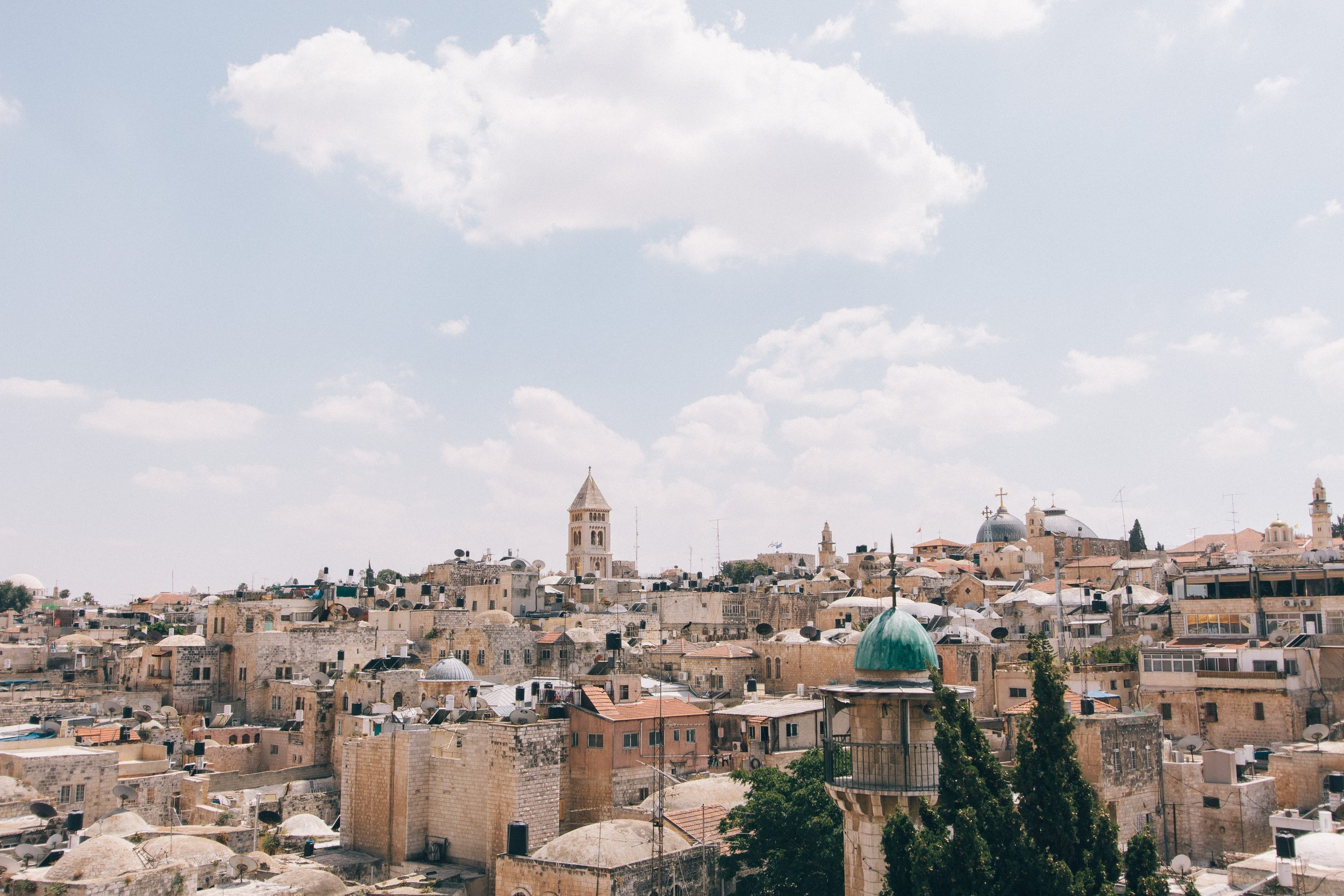 ISRAEL - JULY 19 - AUGUST 3 2019TRIP COST: $4,200DEPOSIT: $500 DUE OCTOBER 28, 2018MORE INFORMATION