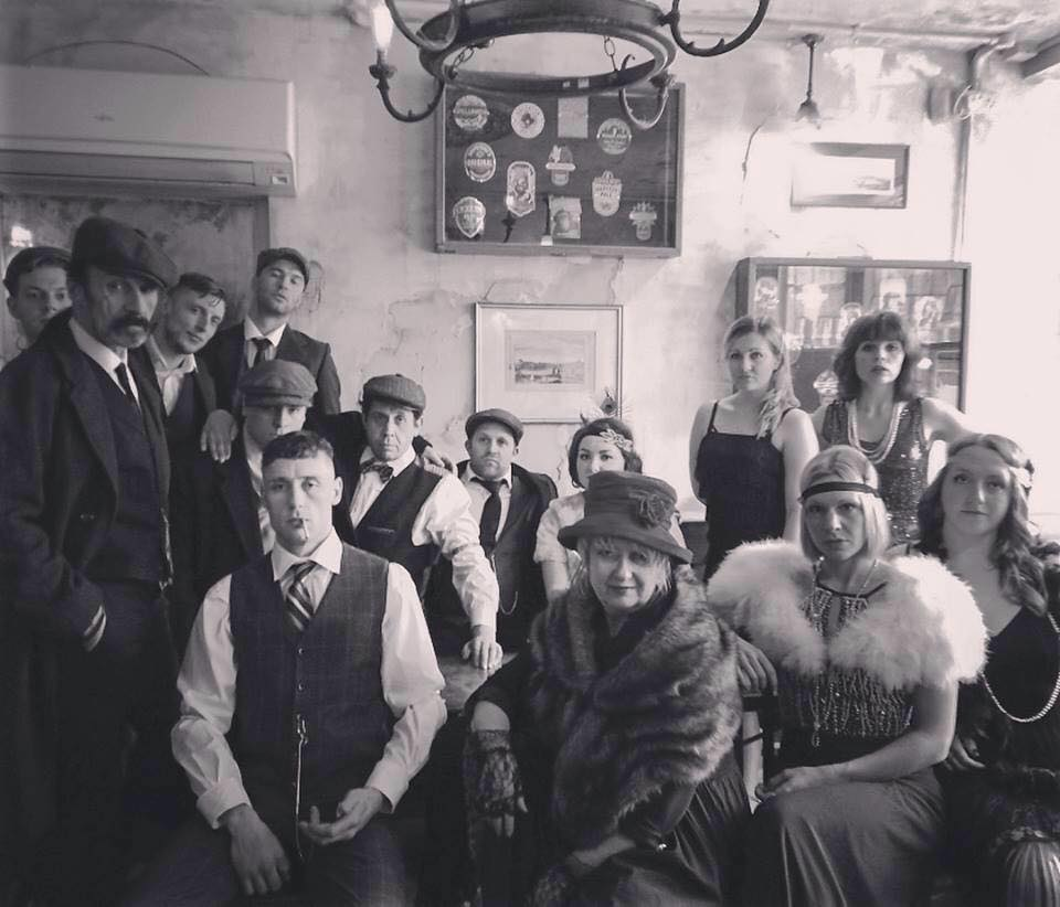 "Don't trust any of this lot - No one messes with the Peaky Blinders : ""The actors were excellent from the minute we arrived to the very end. If we could repeat the evening, we really would"" - Ranvir Kandola, Gem A"
