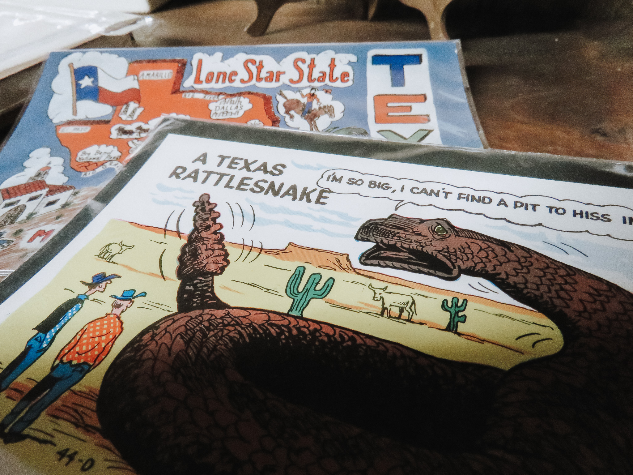 Post Cards - Send some snail mail of your travels to your friends, or save them as a souvenir! Post Cards are a great way to preserve your memories.
