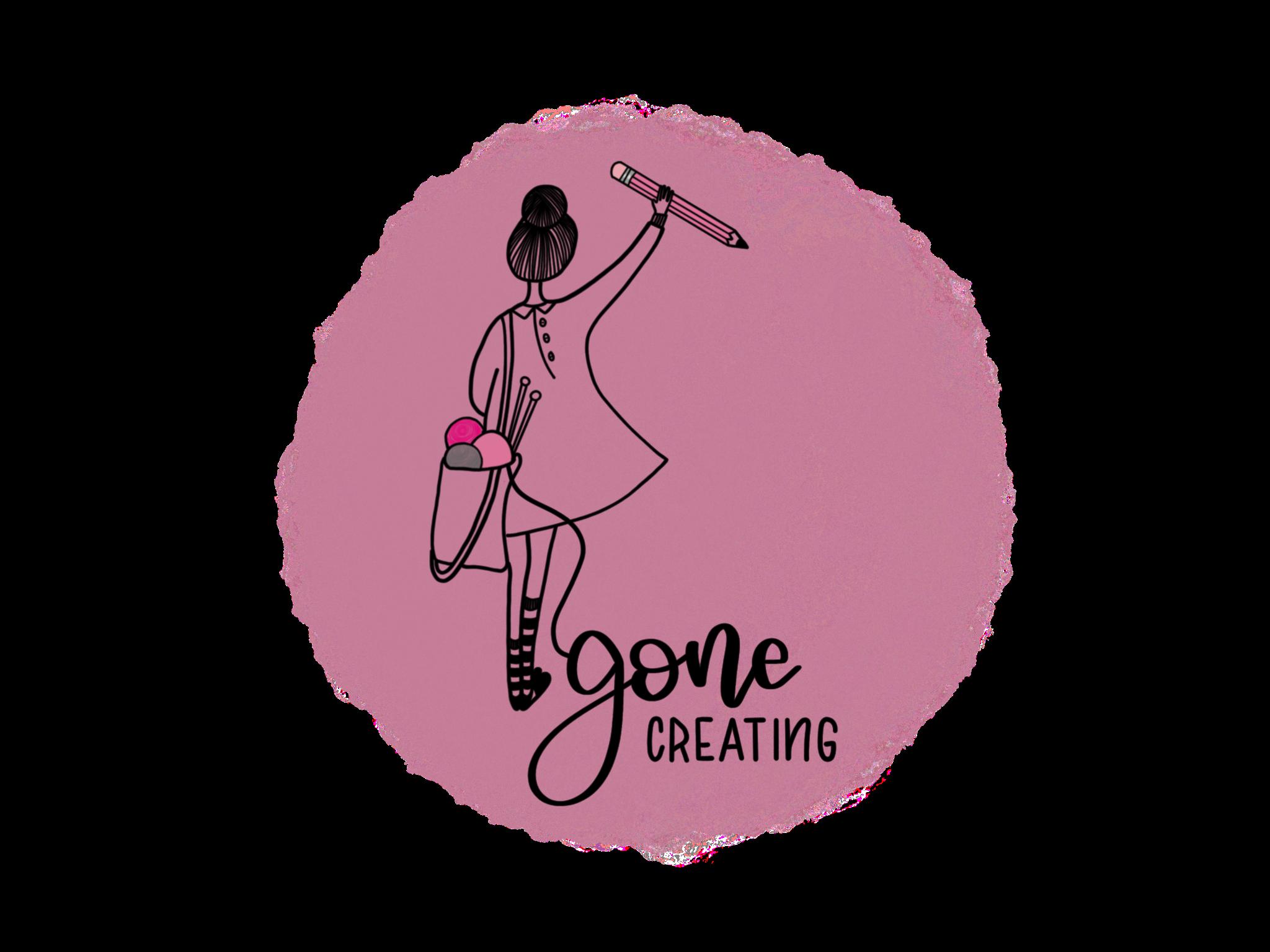 Gone Creating, Gone Creating, Lettering, Strick Design, Stricken, Handlettering, Workshop, Workshops, Kreative Auszeit, Hygge, Ostschweiz, Schweiz