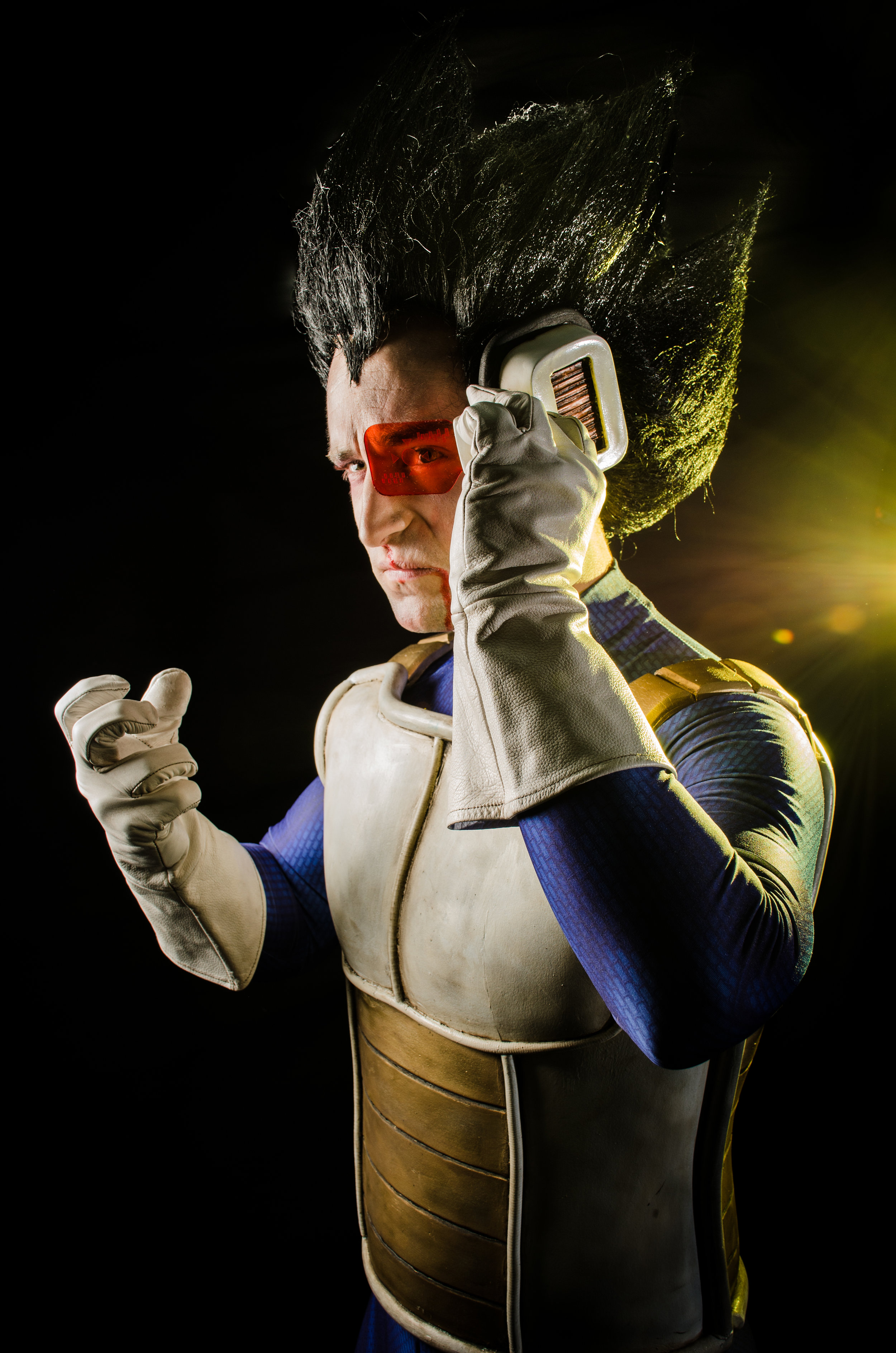 Dragon Ball Vegeta by The Portrait Dude.jpg