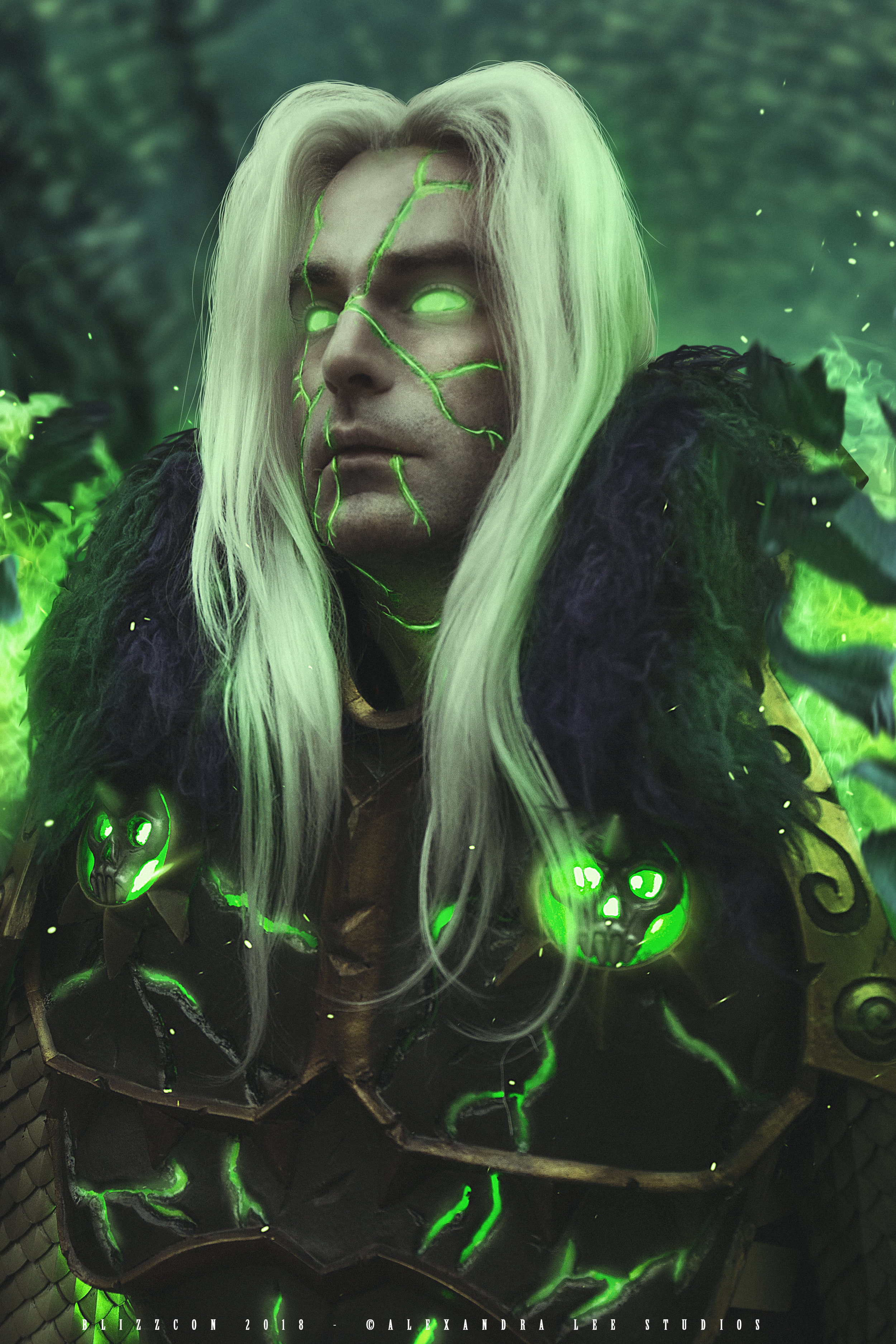 Varian Wrynn The Shattered King by Alexandra Lee Studios3.jpg