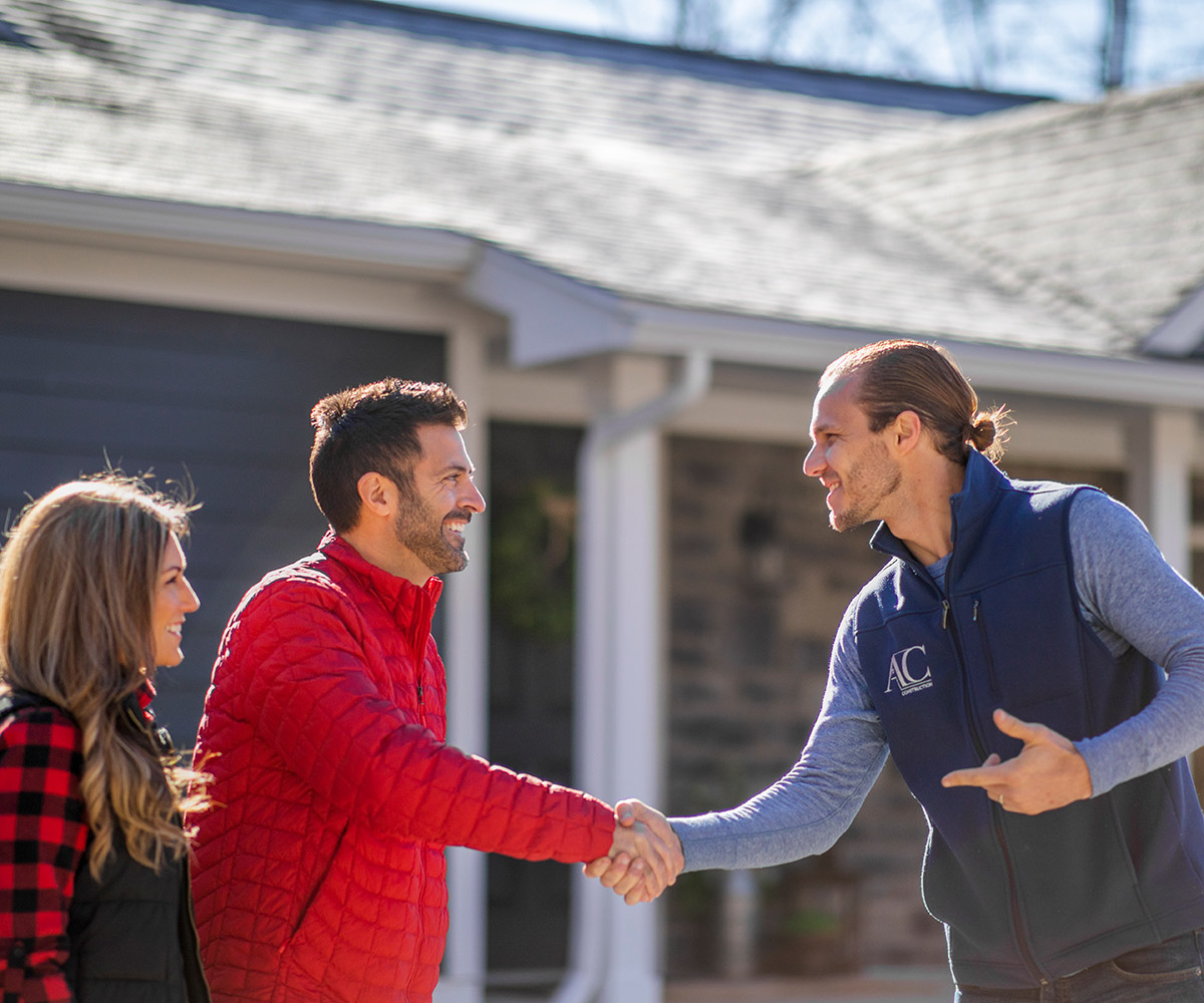 Actually yes, it is that simple! - Here's the plan:Step 1: Schedule a free inspectionStep 2: We give you a free estimate and clear explanations of the best solutions.Step 3: We deliver on our promises and leave you proud of your home.