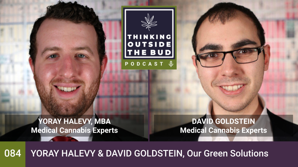 Thinking Outside The Bud - Yoray Halevy & David Goldstein