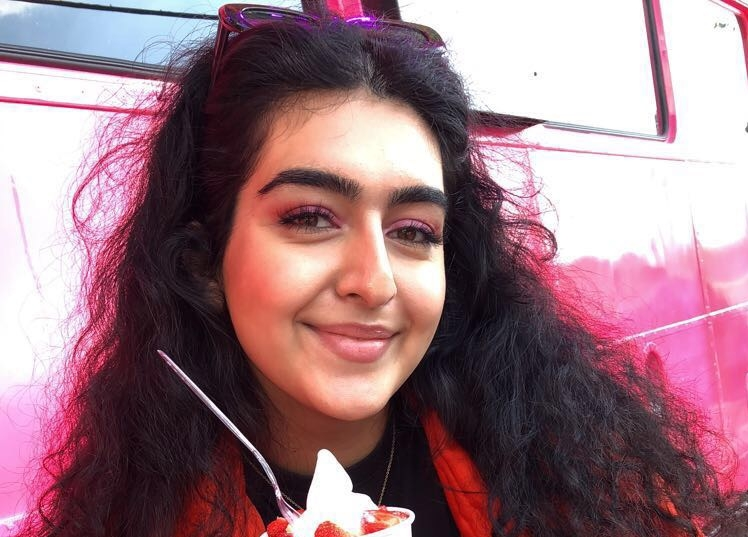 Sofia Mumtaz is 18. She is currently on the i2020 training scheme which exists to help school leavers and graduates find a route into the investment industry.