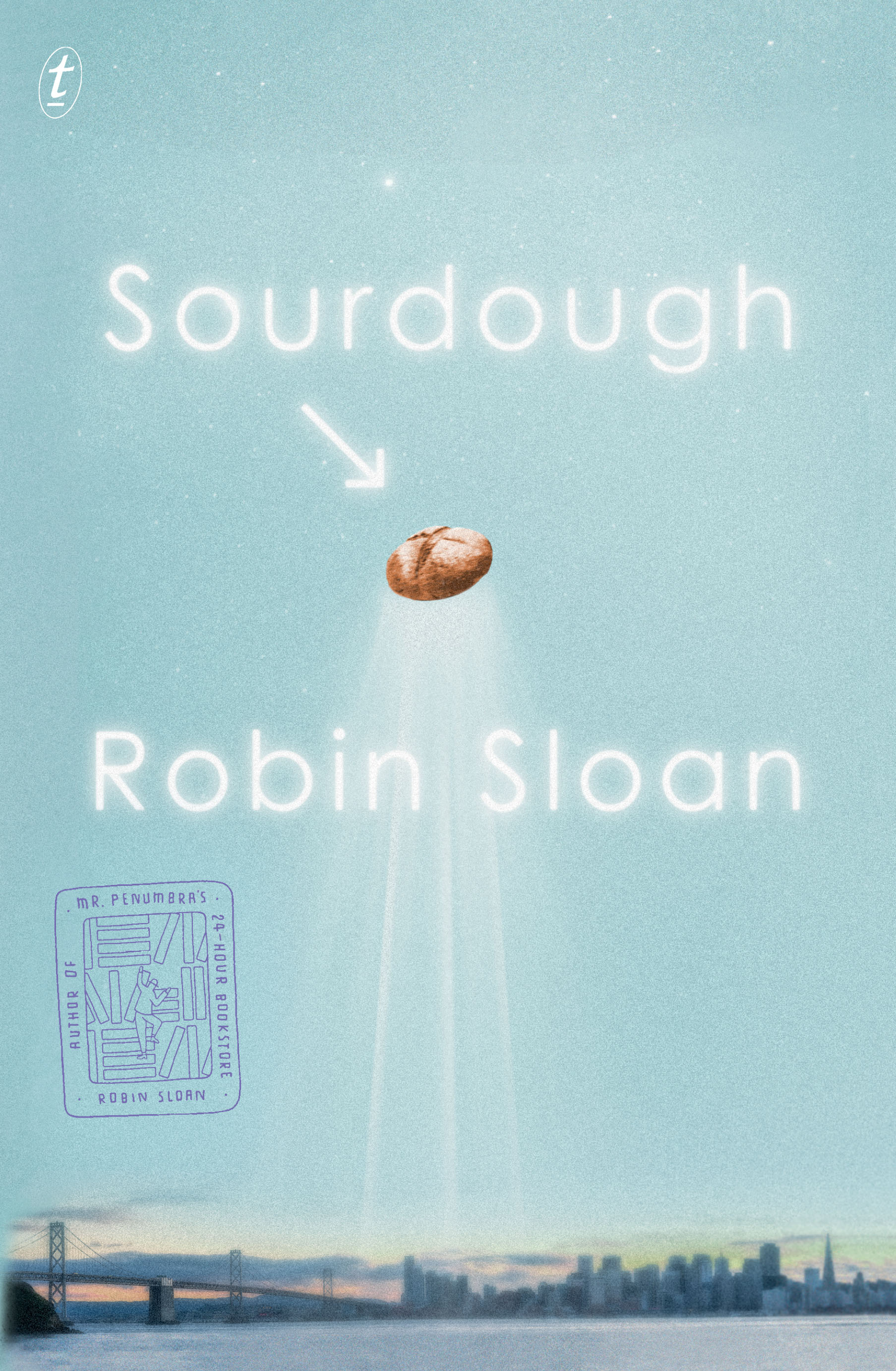 Sourdough by Robin Sloan - When Jen offered to write today's book review, I knew my readers and I would all be in for a treat! Jen has the best taste in books (which makes sense as she's a librarian) and her reviews are always great. I had never heard of the book Sourdoughuntil she brought it up and upon reading the review, I picked it up on Audible.com. Check it out, guys:
