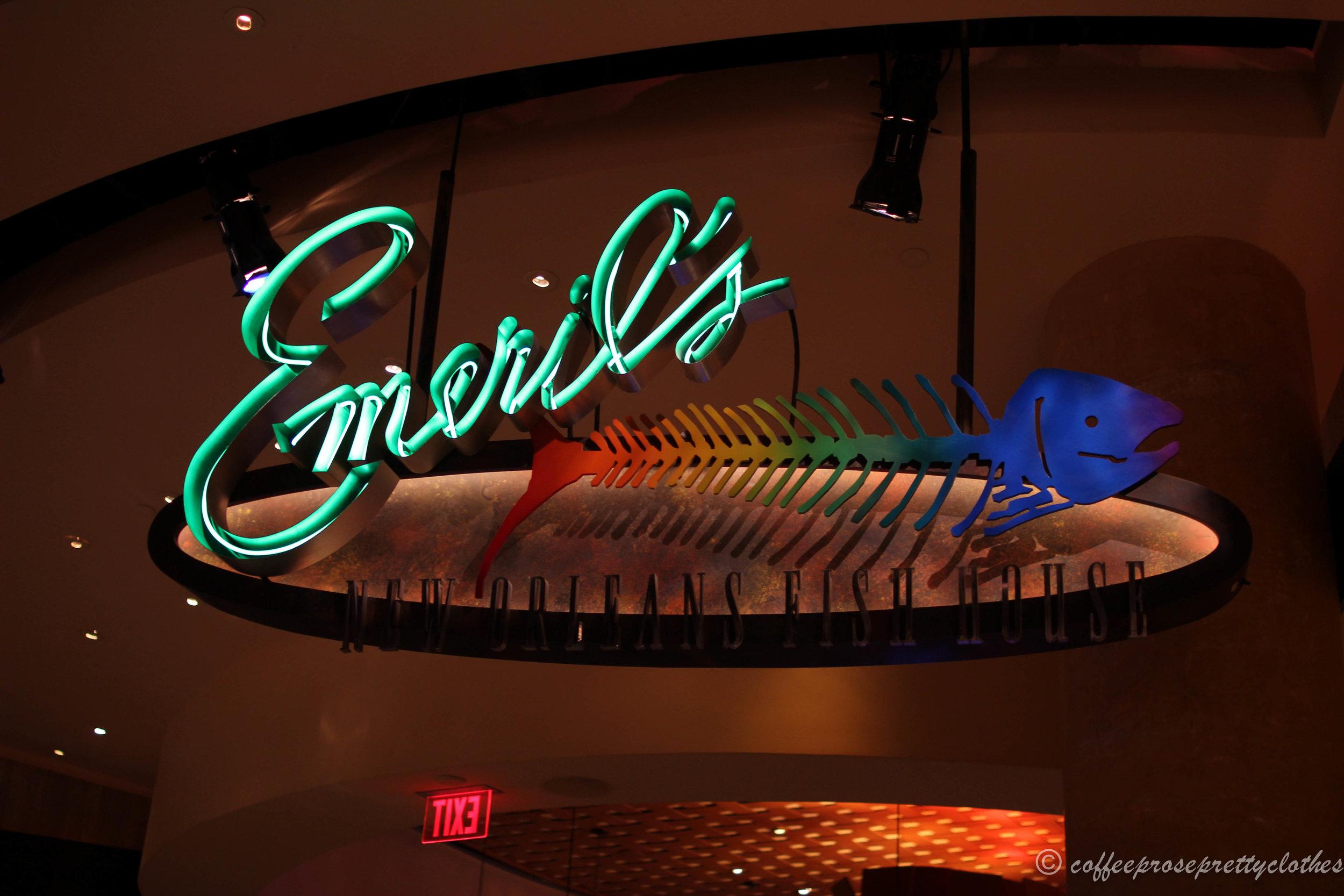 Emeril's New Orlean Fishhouse