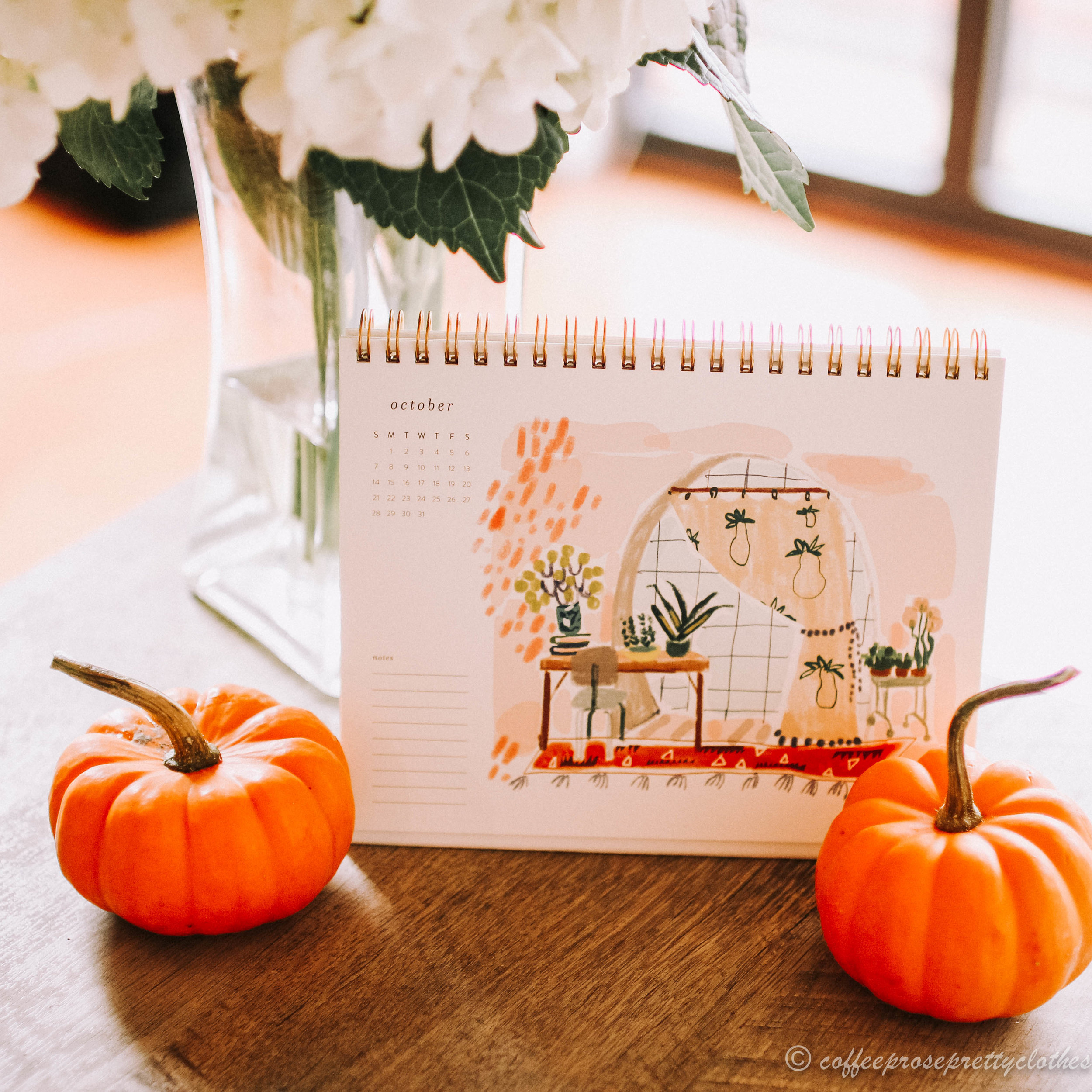 October 2018 Bucket List