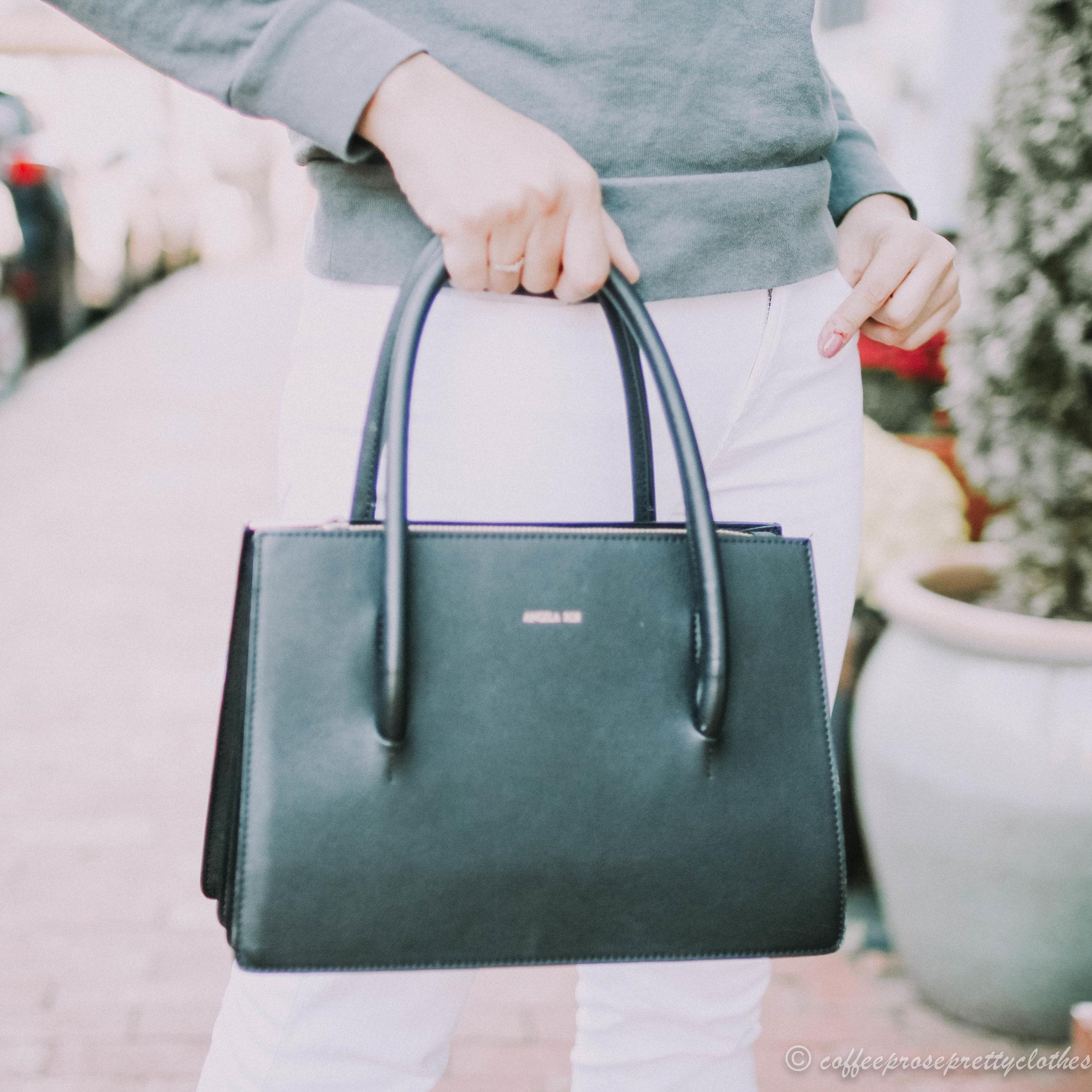 Angela Roi Eleanor satchel