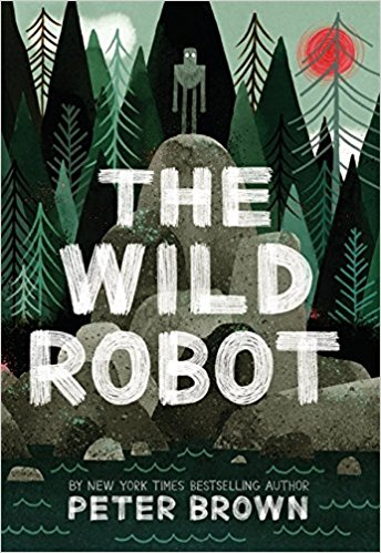 The Wild Robot by Peter Brown - Jen is always finding the most interesting books. I was intrigued by this cute picture book and I was so happy Jen had read it and wrote this review. I hope you enjoy.
