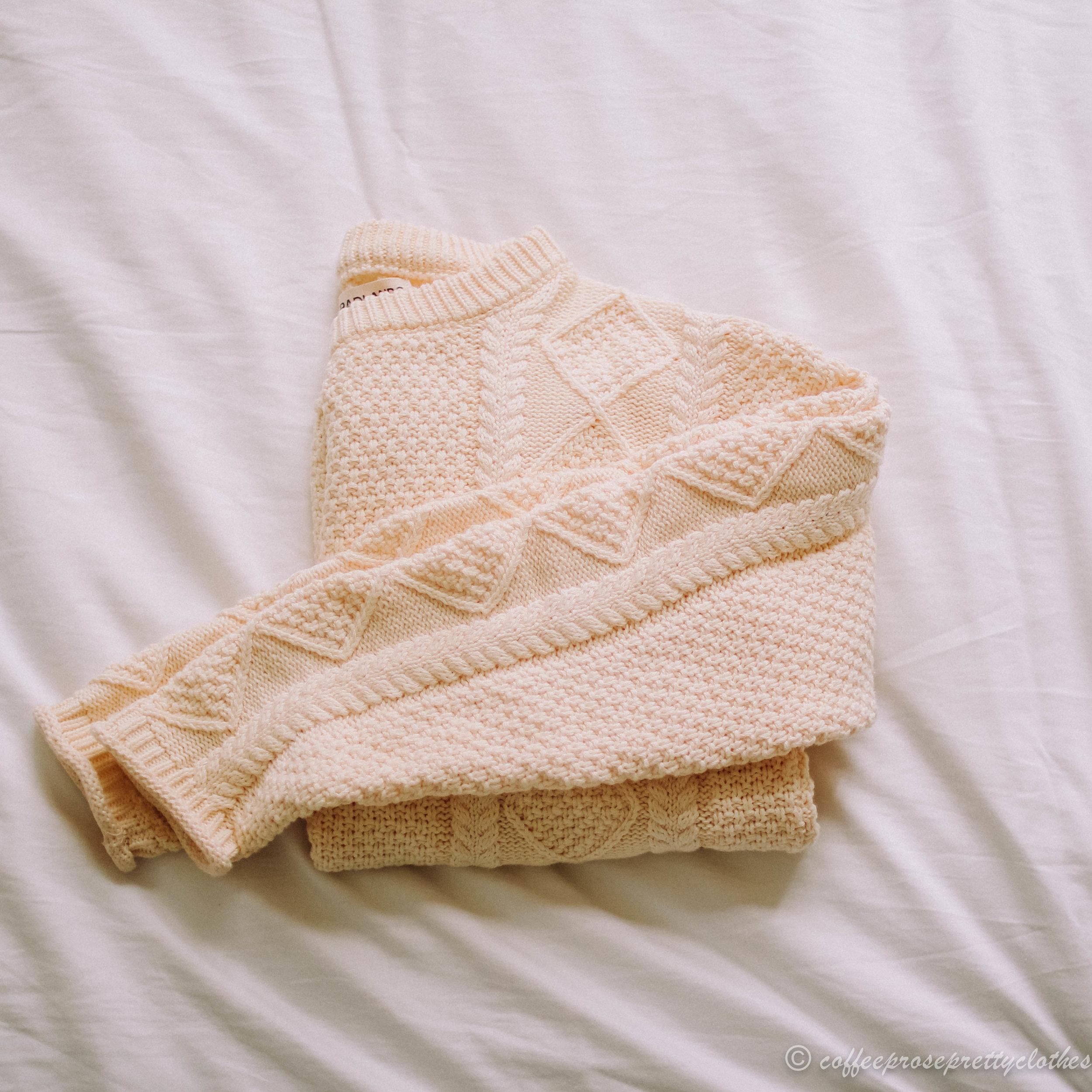 Trandlands Fisher's Sweater