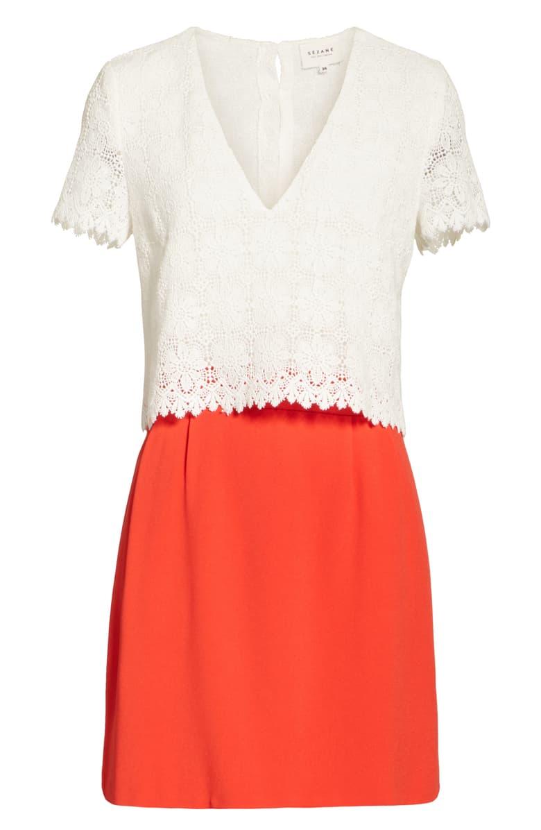 Sezane Gloria Dress