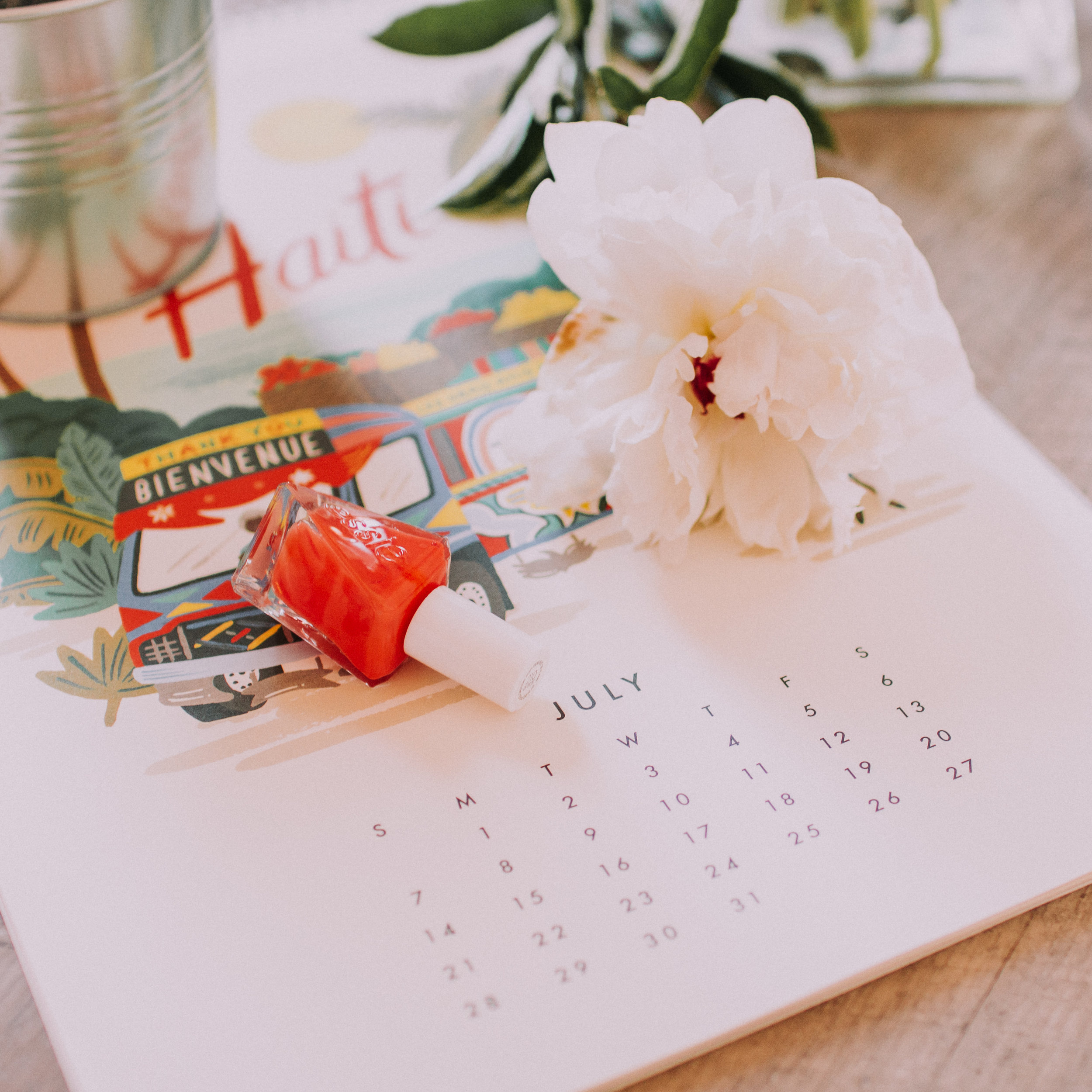 July 2019 Bucket List and 6 Month Shopping Ban Update