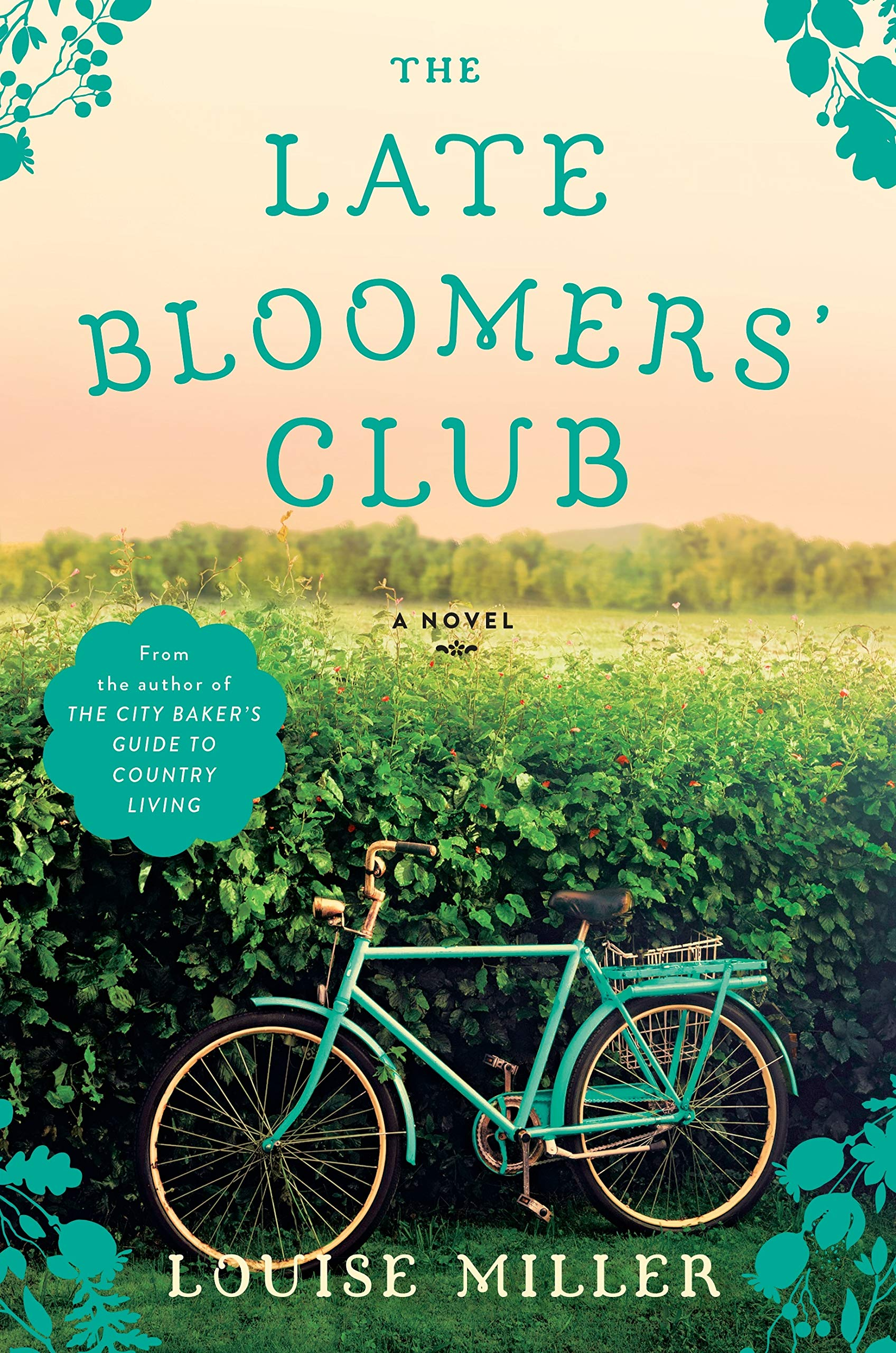 The Late Bloomers' Club by Louise Miller - When Jen and I were discussing a potential book review for her to do last month, she mentioned The Late Bloomers' Club by Louise Miller. The way she described the book was so good, I immediately jumped on my Libby app to borrow it from my library… only to find my library didn't have it! I've put in a request for the library to get a copy (don't spend your own money on things when you don't have to, folks!) and I eagerly await the day this book will be available to me. Until then, I hope you guys enjoy Jen's review of it.