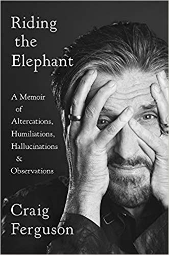Riding the Elephant by Craig Ferguson - In Jen's last book review, she asked you guys which book you all would like to see a review on next. A few people picked this book and I was glad for it! I really like Craig Ferguson and I've found him to be very witty, charming, and funny! I hope you guys like this review of his memoir.