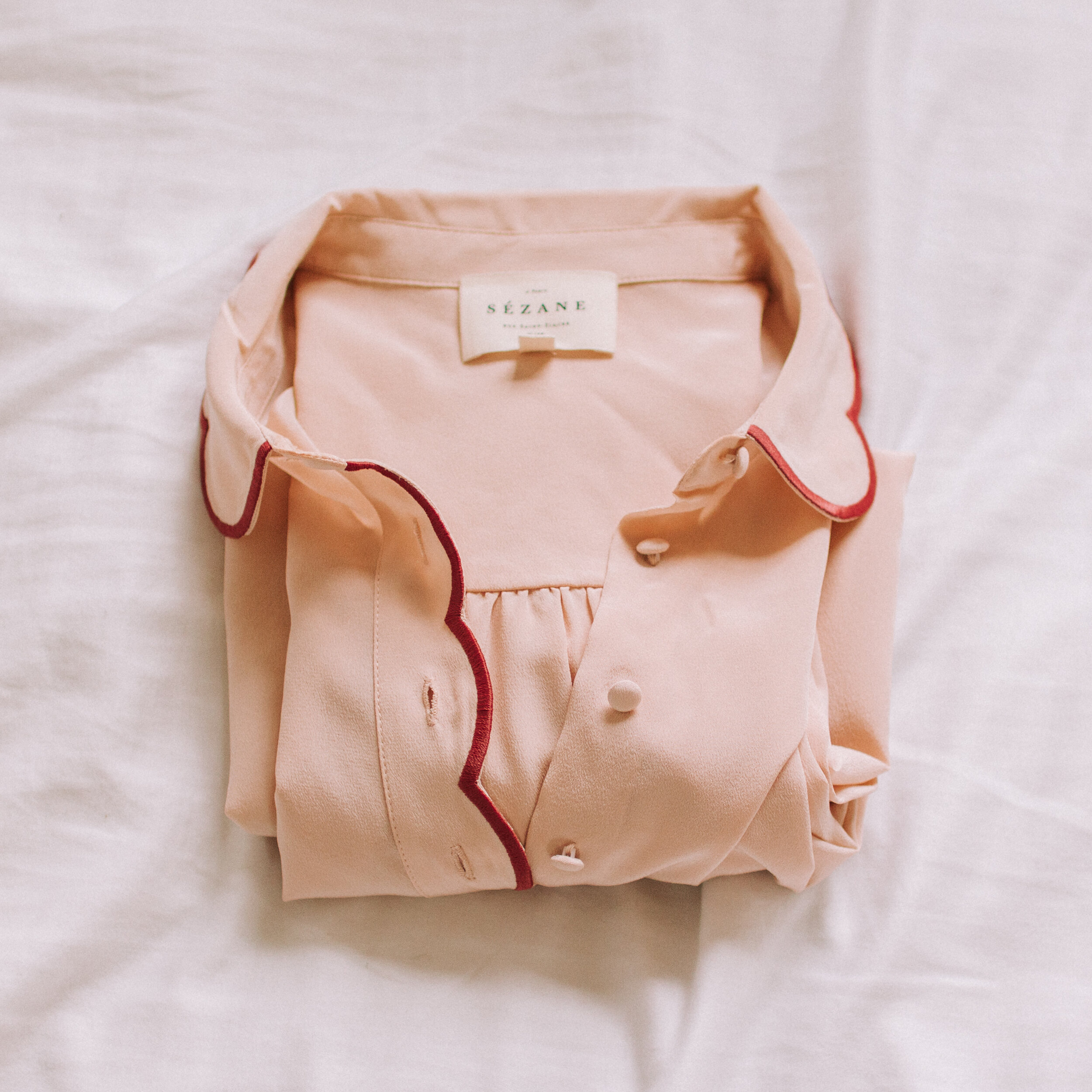 Sezane Fanny shirt