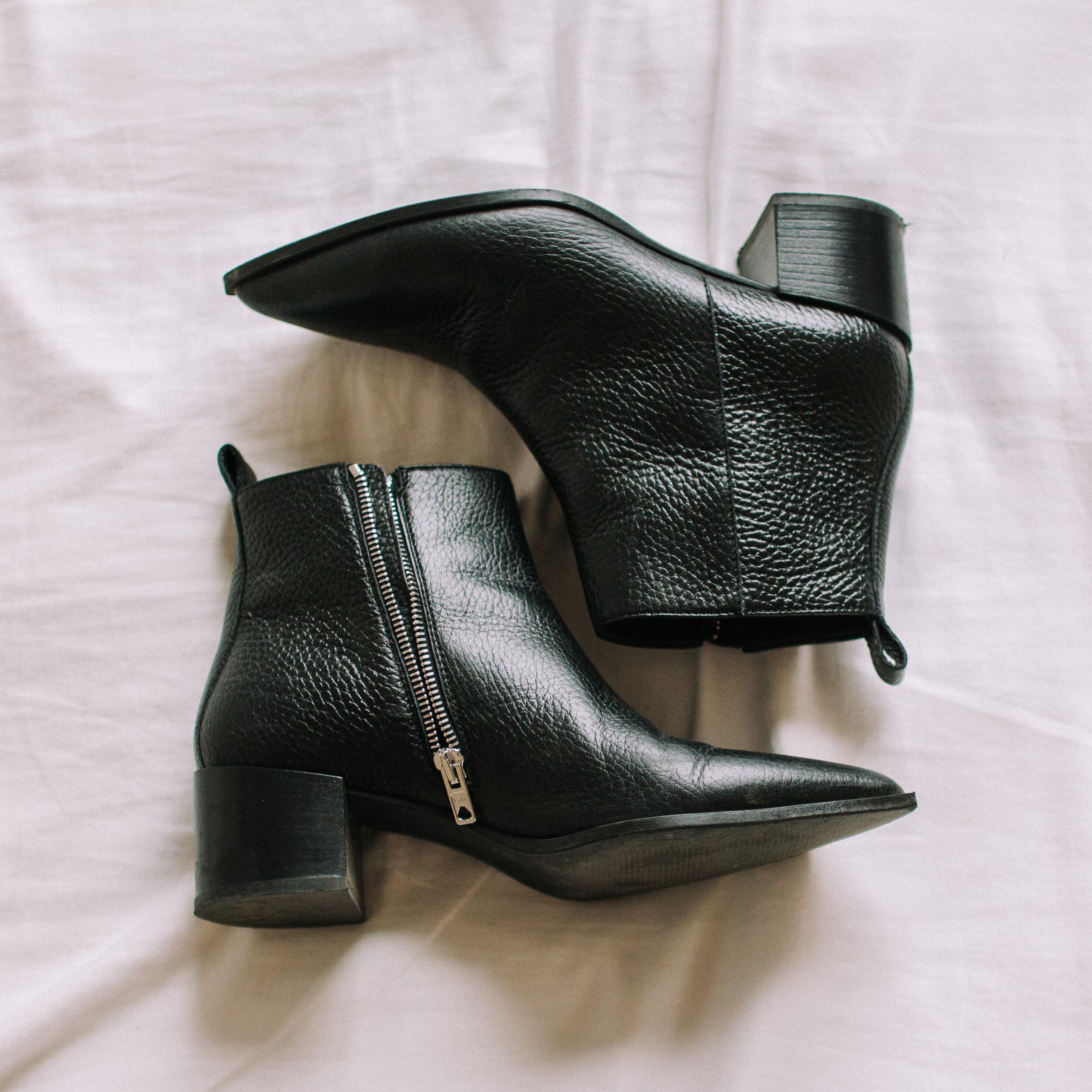Everlane Boss Boots