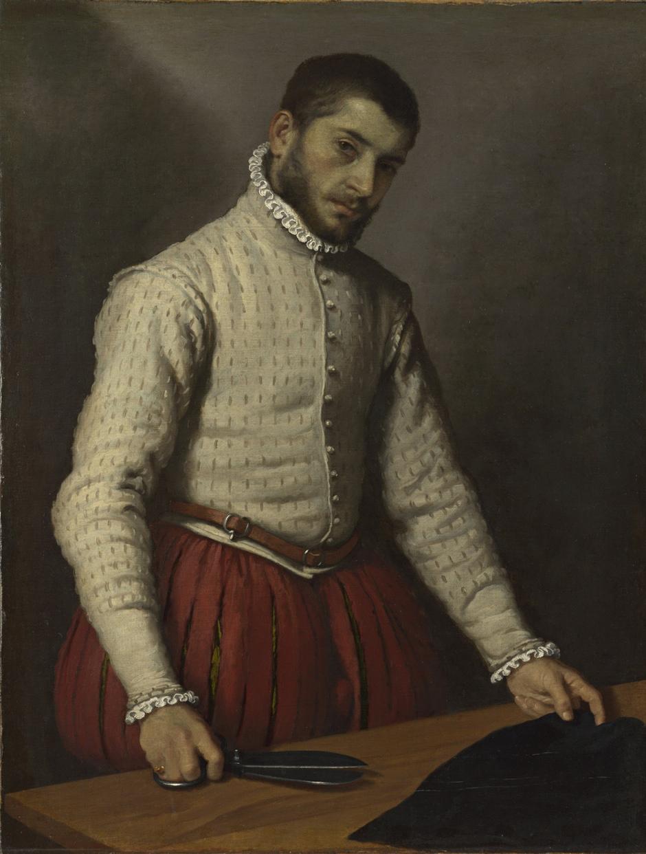 - Painting by Giovanni Battista Moroni