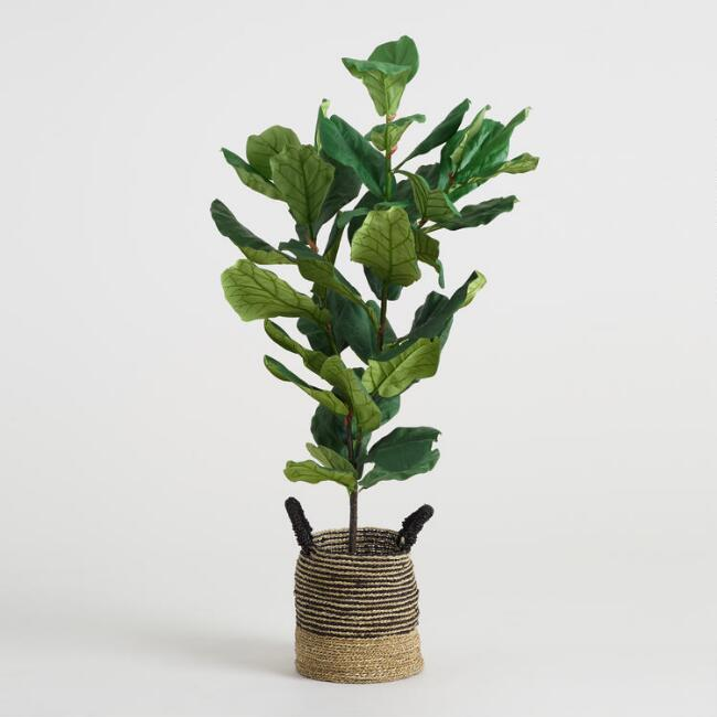 are faux plants a faux pas? I don't care they're cute